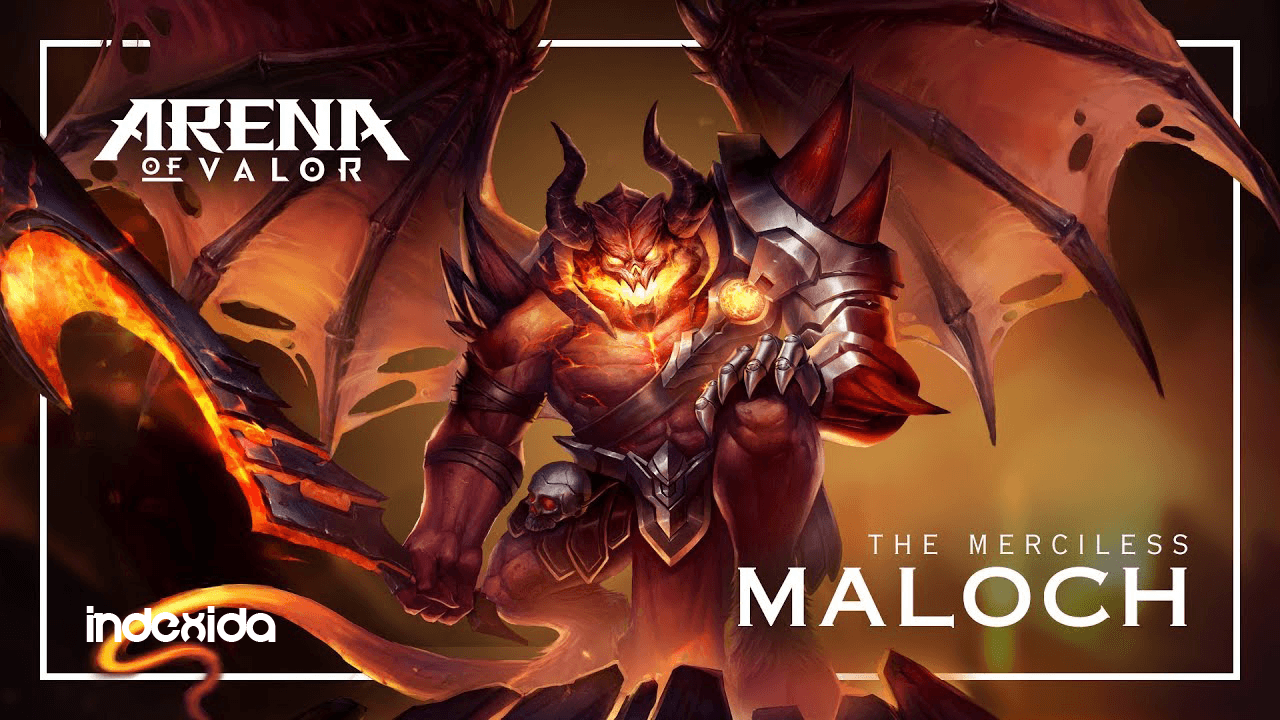 Arena Of Valor Hero Spotlight Wallpaper Indexida Indonesian