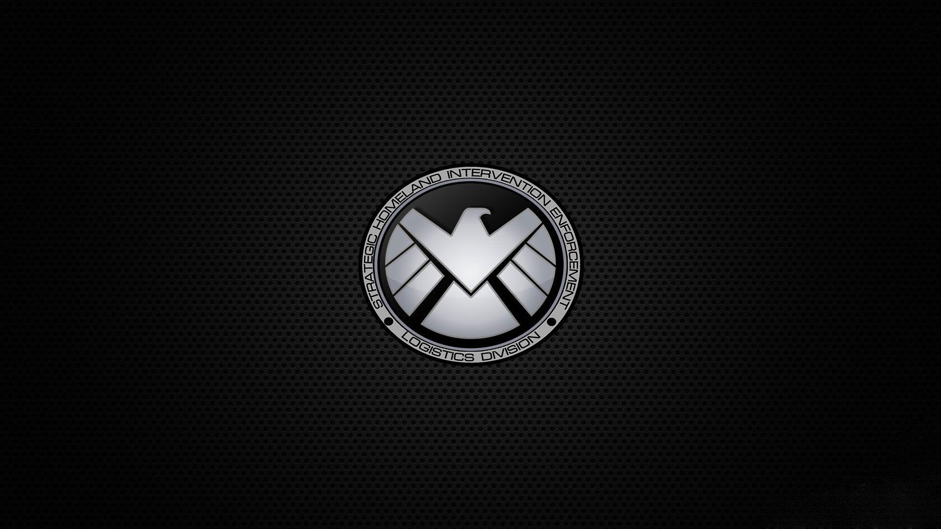 Shield Logo Wallpapers Wallpaper Cave