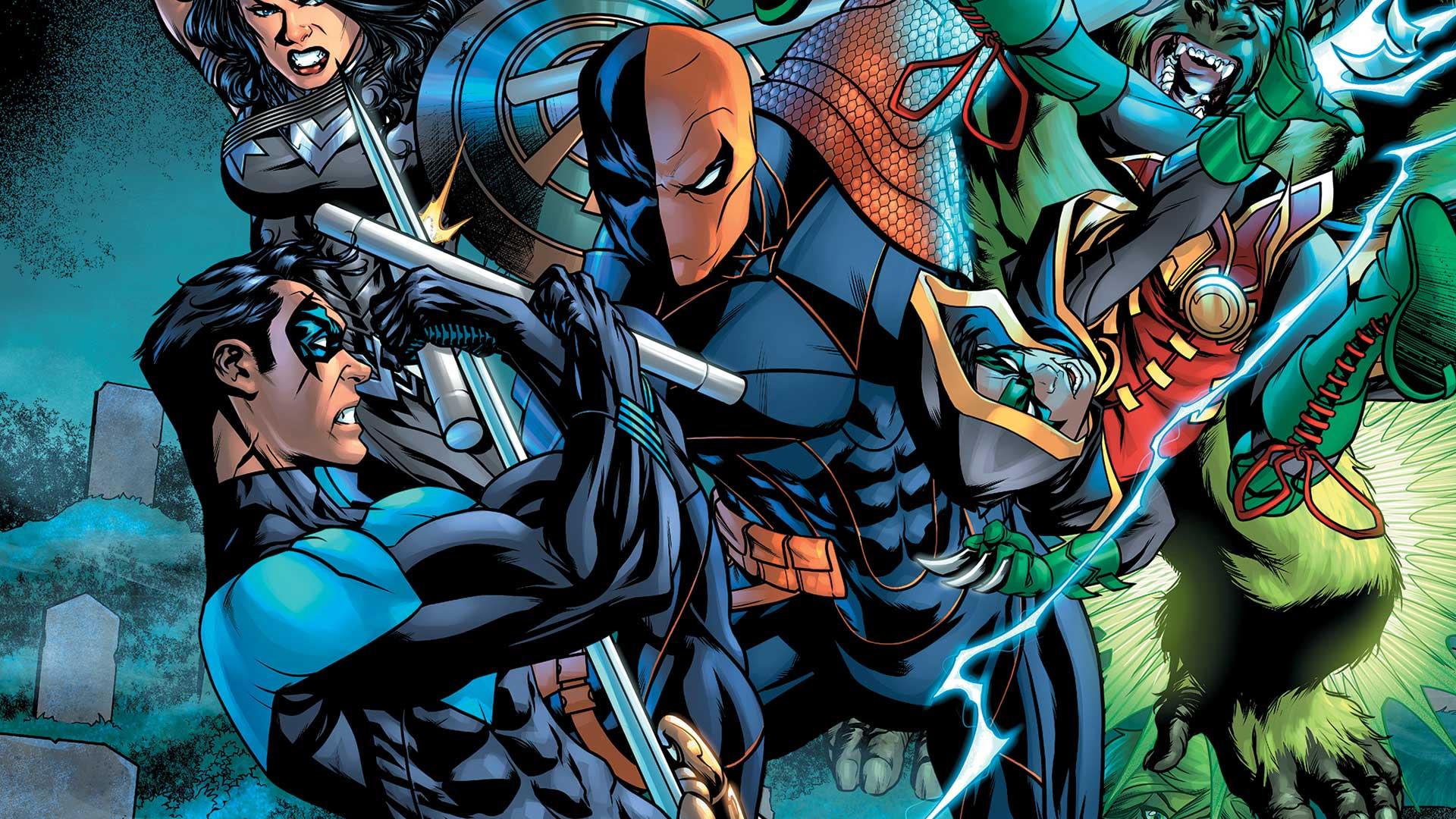 Ravager DC Comics Wallpapers - Wallpaper Cave