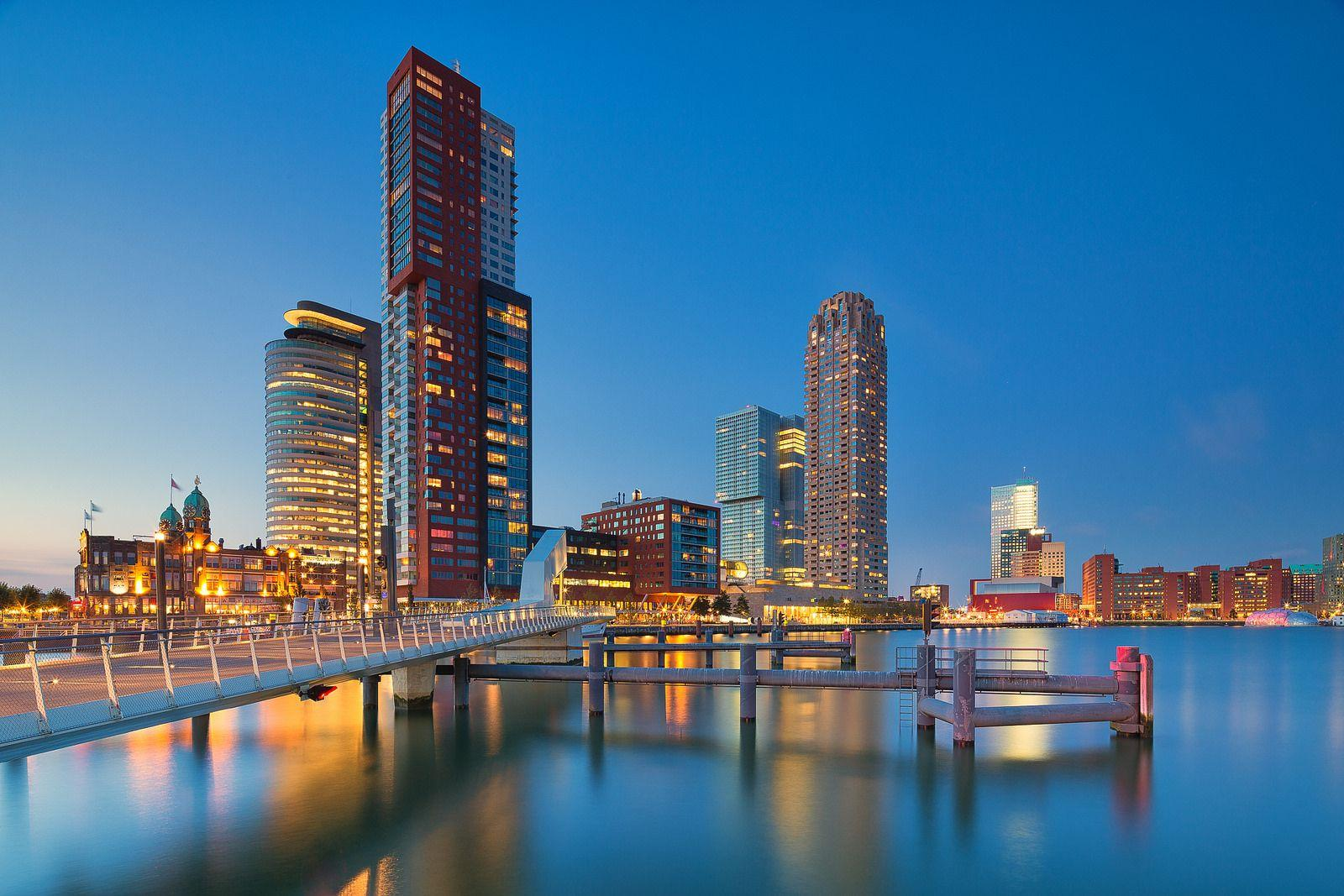 Beautiful Rotterdam