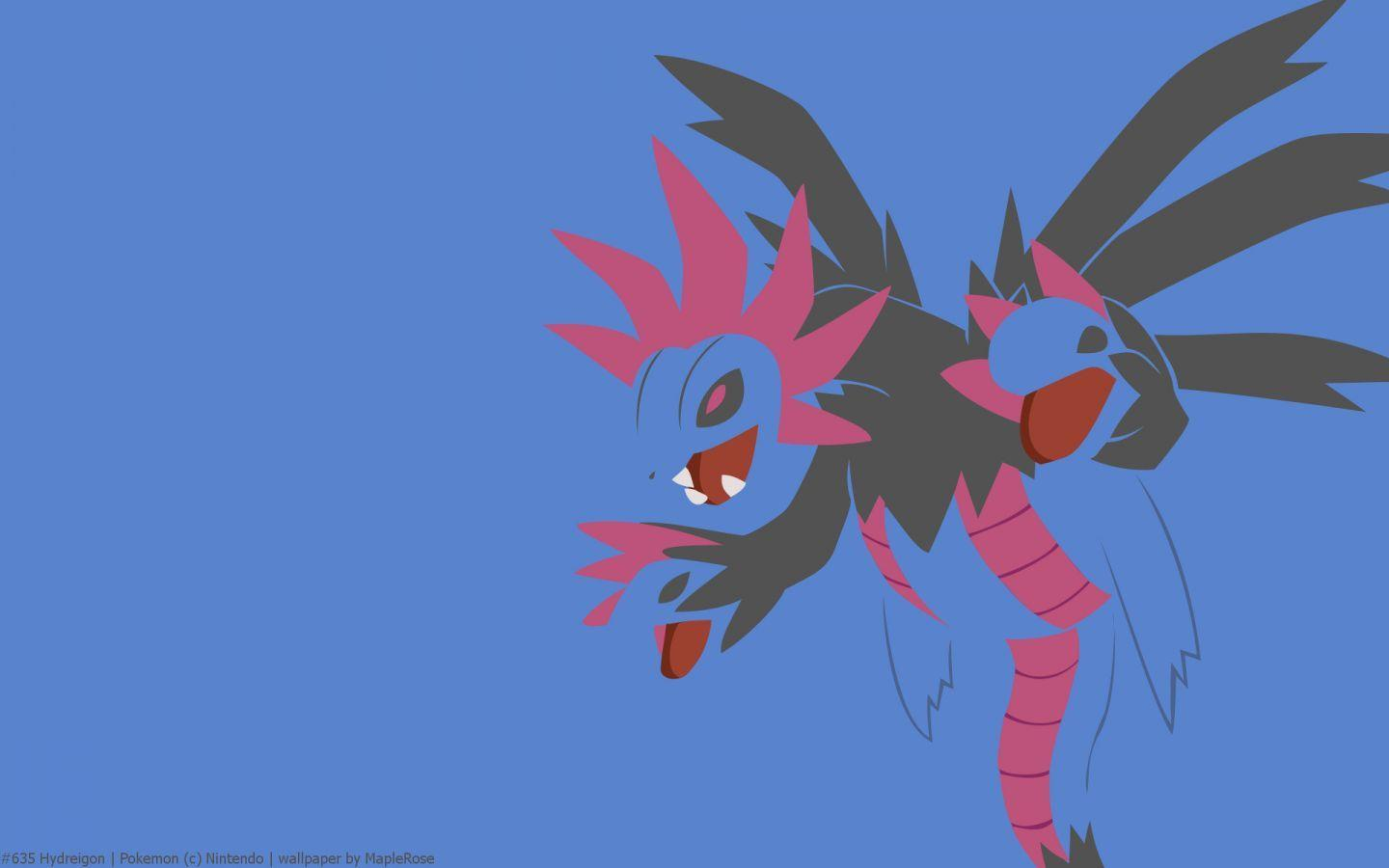 Hydreigon Pokemon HD Wallpapers
