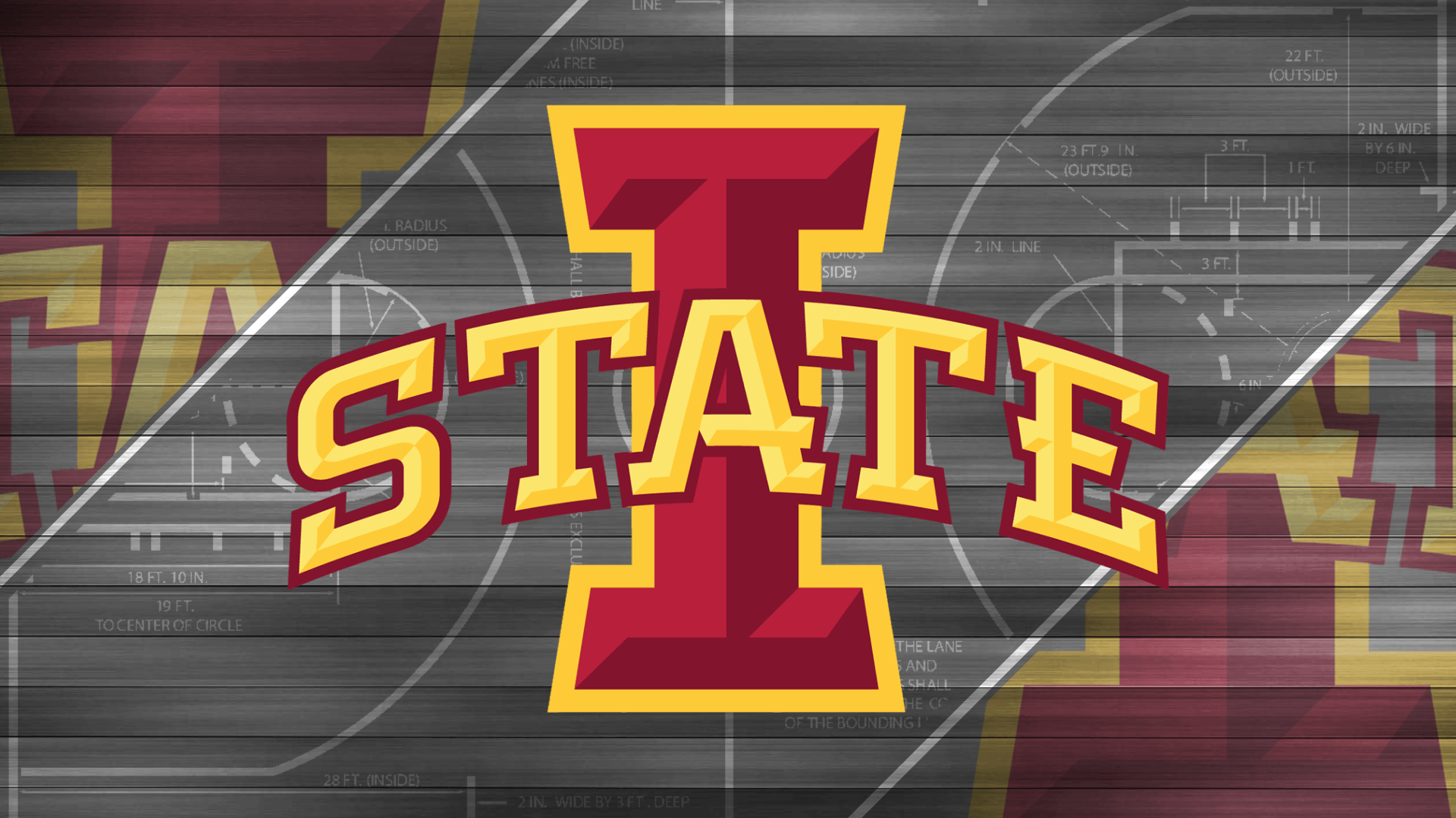 Wallpapers For Iowa State Basketball Wallpaper | www.showallpapers.com