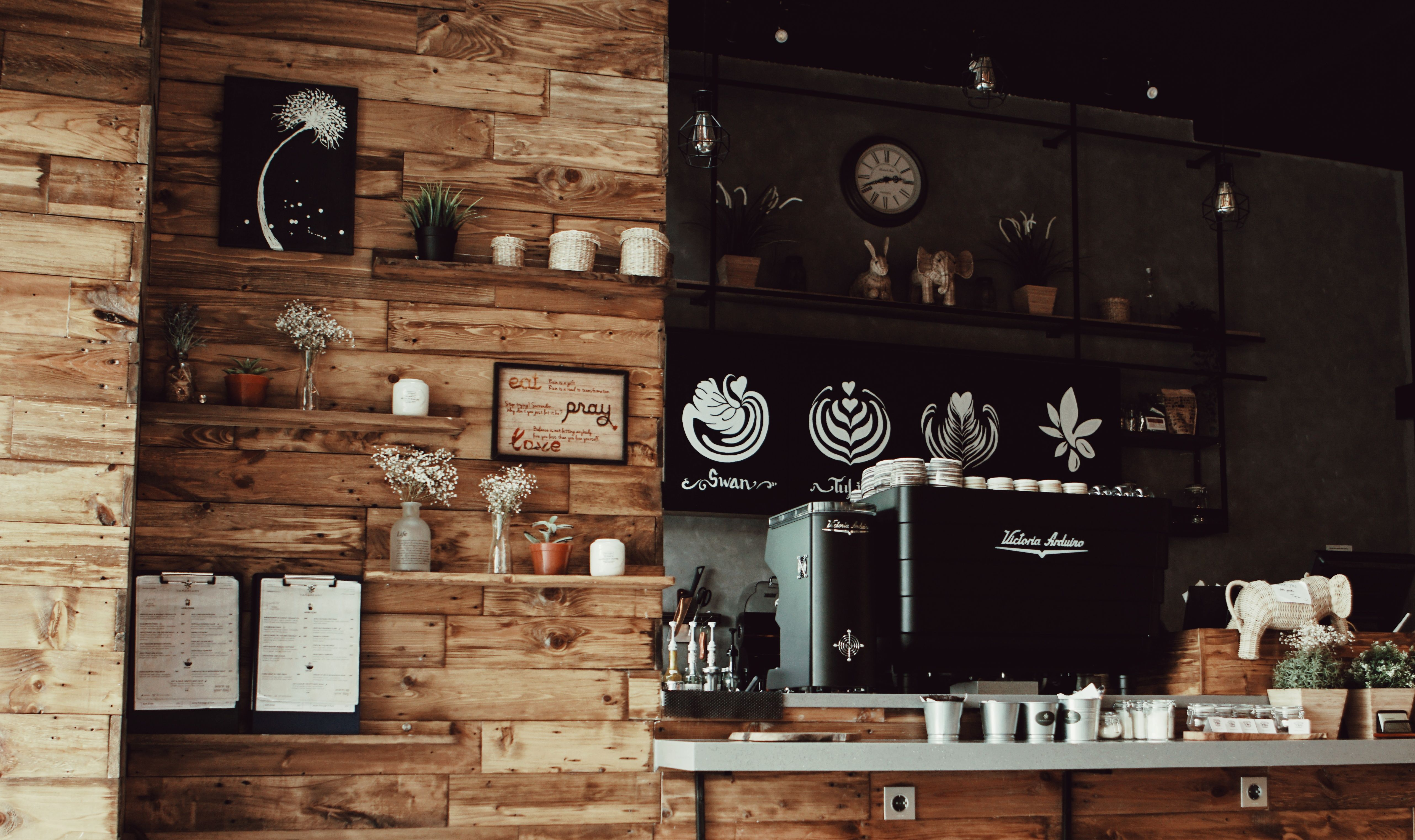 Coffee Shop Wallpapers - Wallpaper Cave