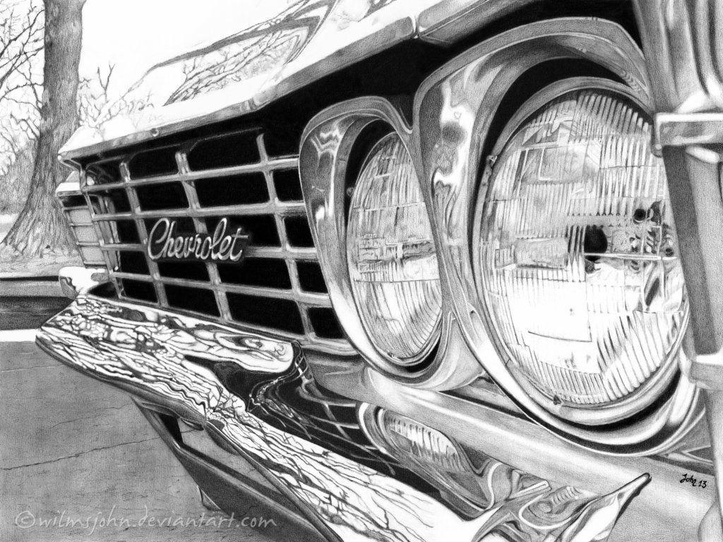 1967 Chevrolet Impala Wallpapers Wallpaper Cave