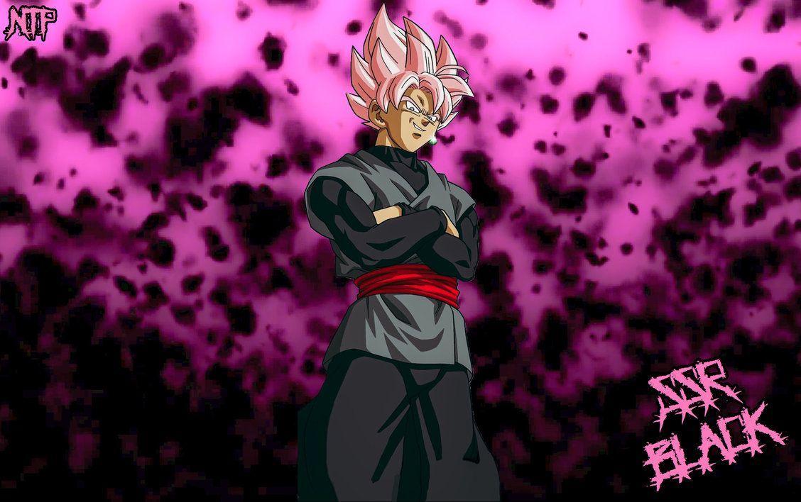 Super Saiyan Rose Wallpaper Hd: Goku Black Rose Wallpapers