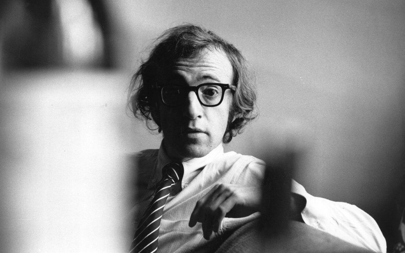 Woody Allen | ecowallpapers