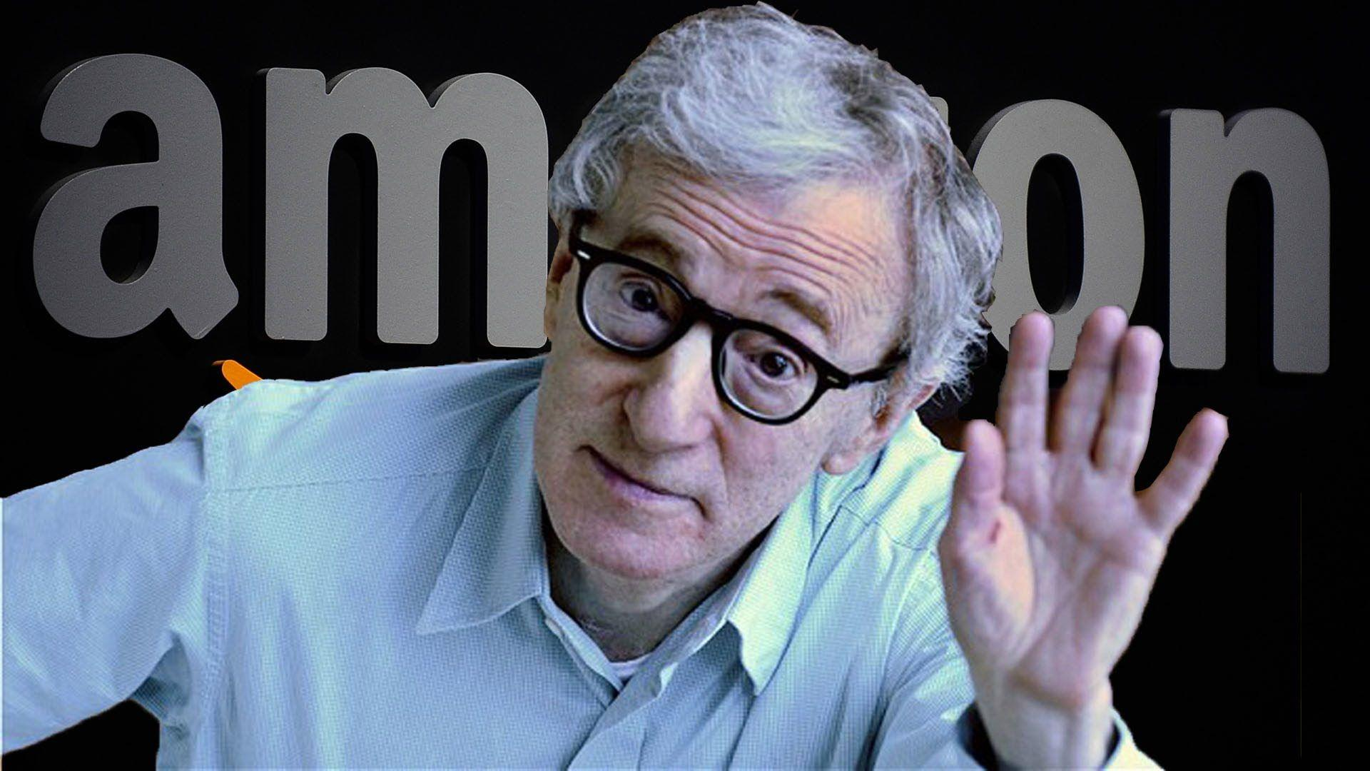 Is Amazon Ready For Woody Allen? - YouTube