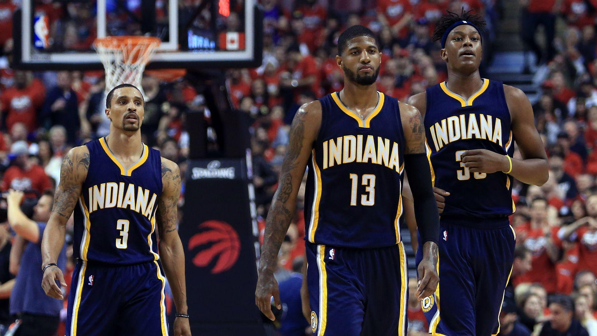 Pacers' offseason goal is to figure out what they're putting around