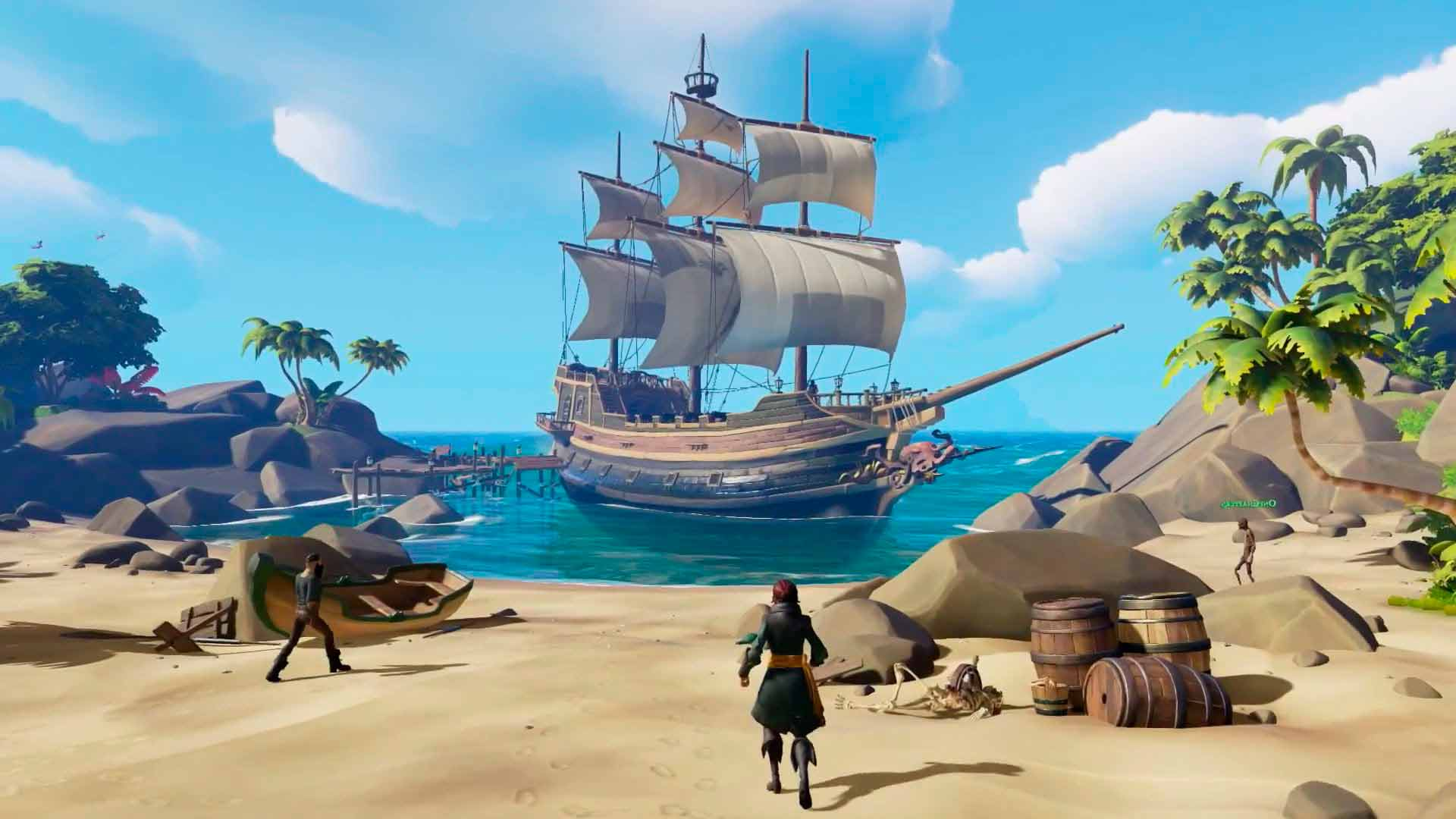 Sea Of Thieves HD Wallpapers - Wallpaper Cave