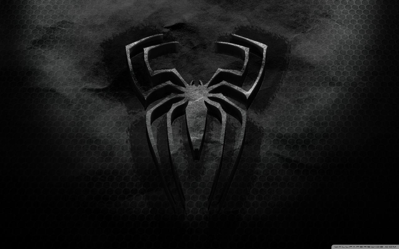 Spiderman Old a Logo HD desktop wallpapers : Widescreen : High