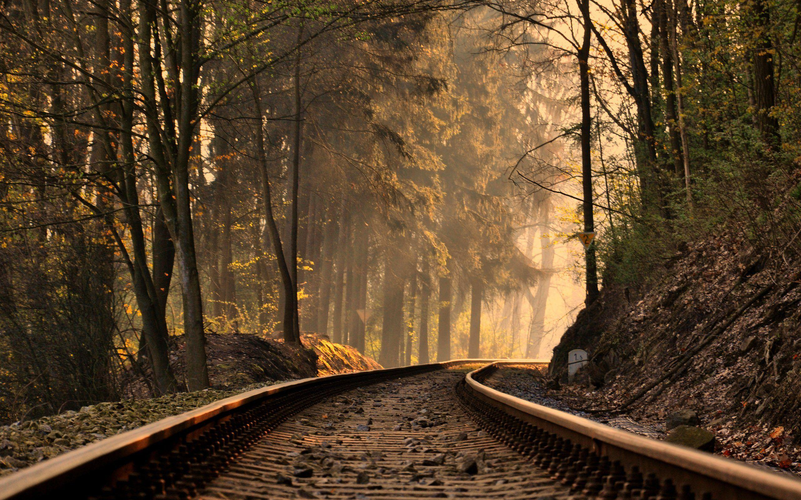 Railway Wallpapers Hd on WallpaperGet