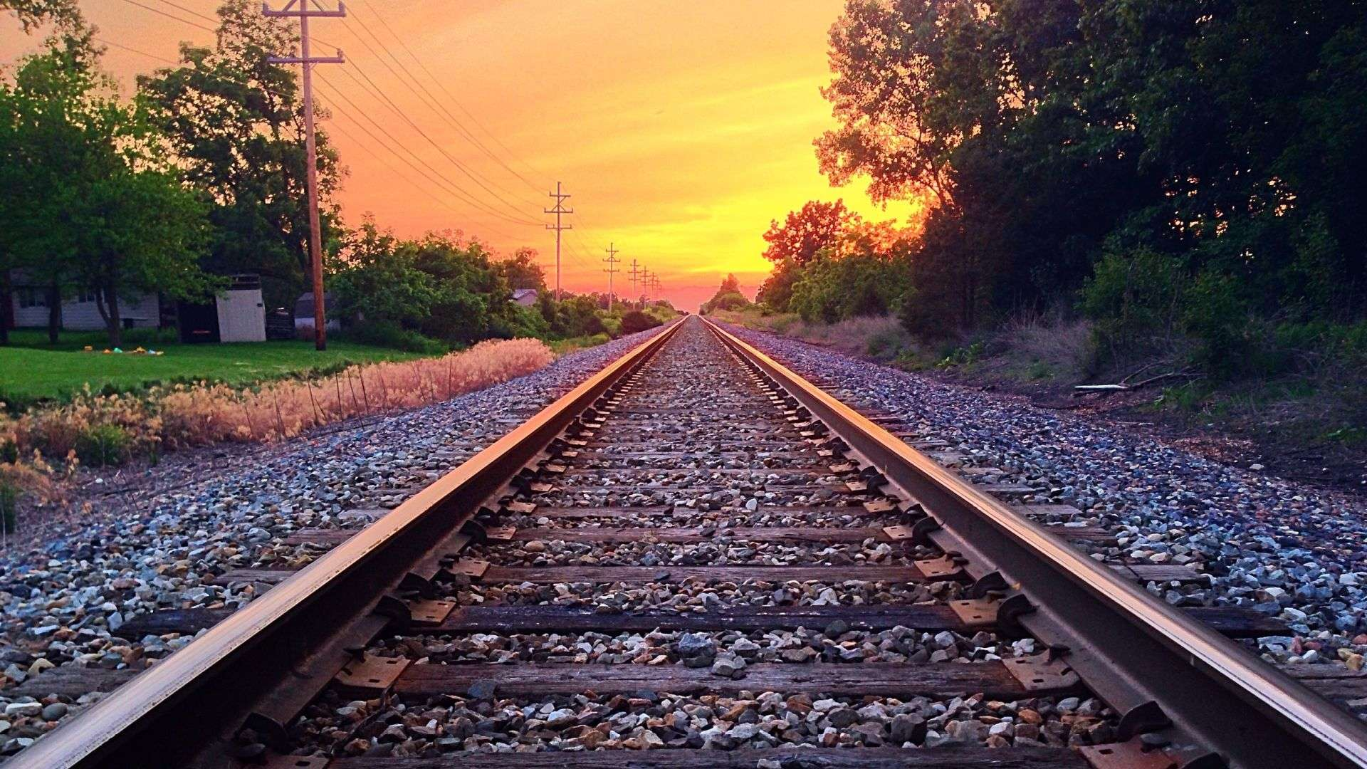 Railway Wallpapers