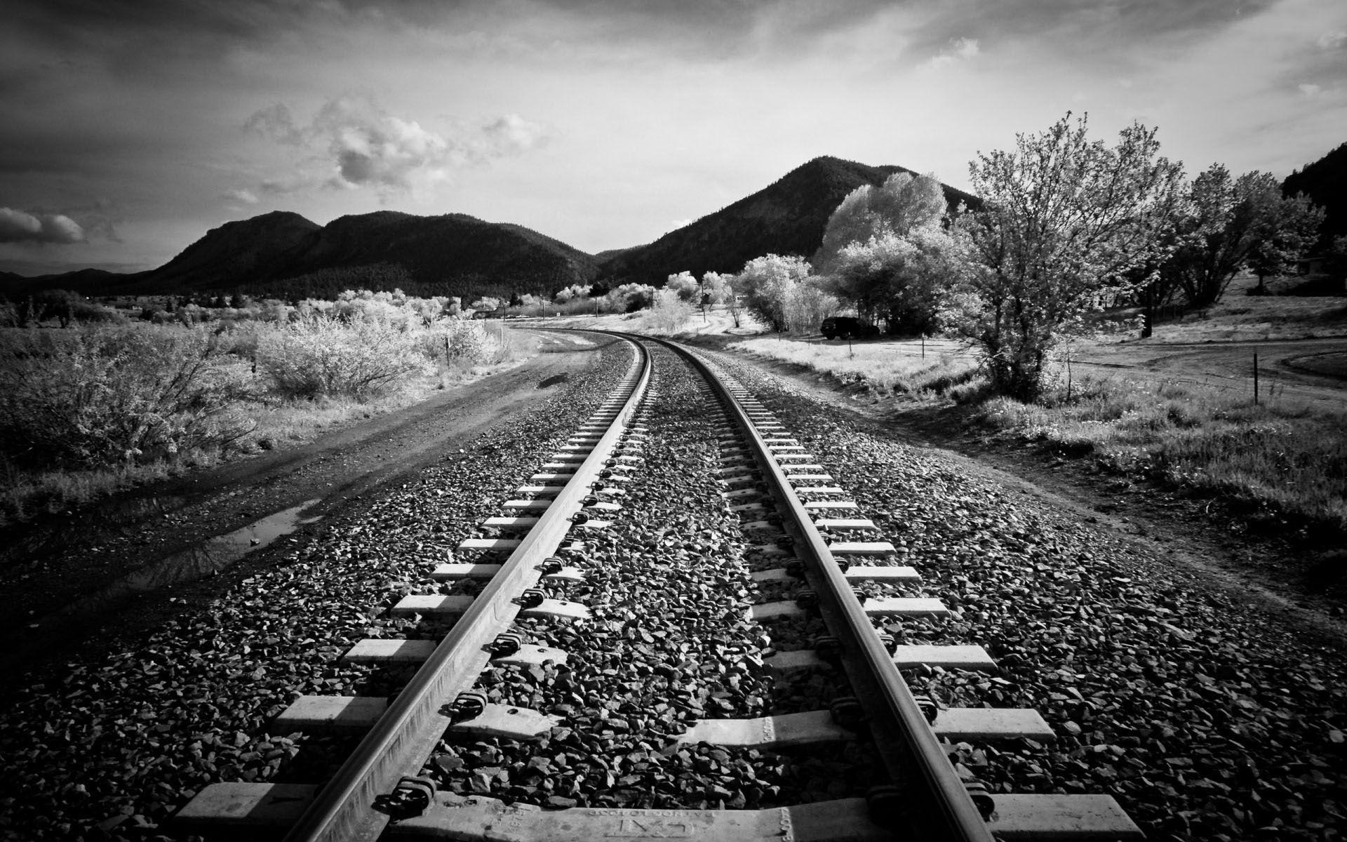 Railway Track Wallpapers Ndash