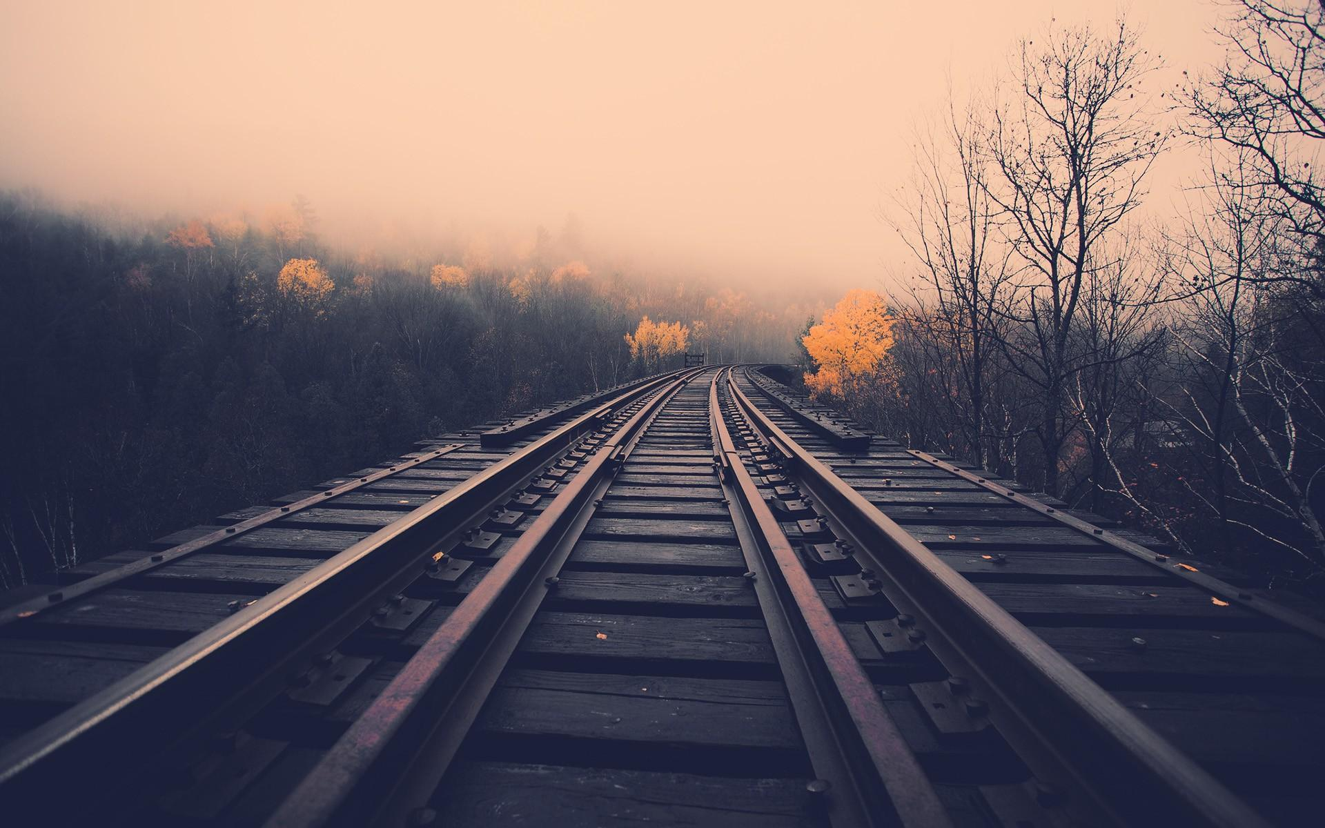 Railway Tracks Wallpapers