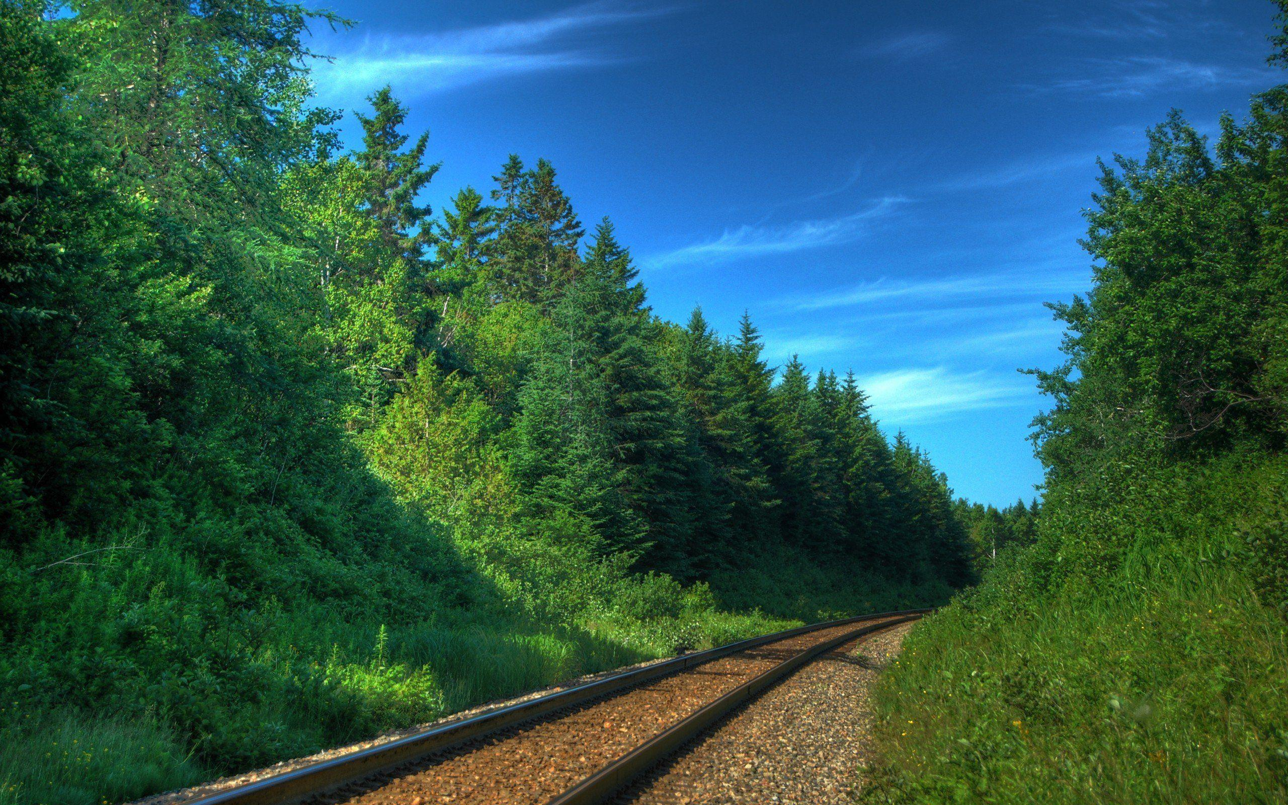 Railway Track Wallpapers