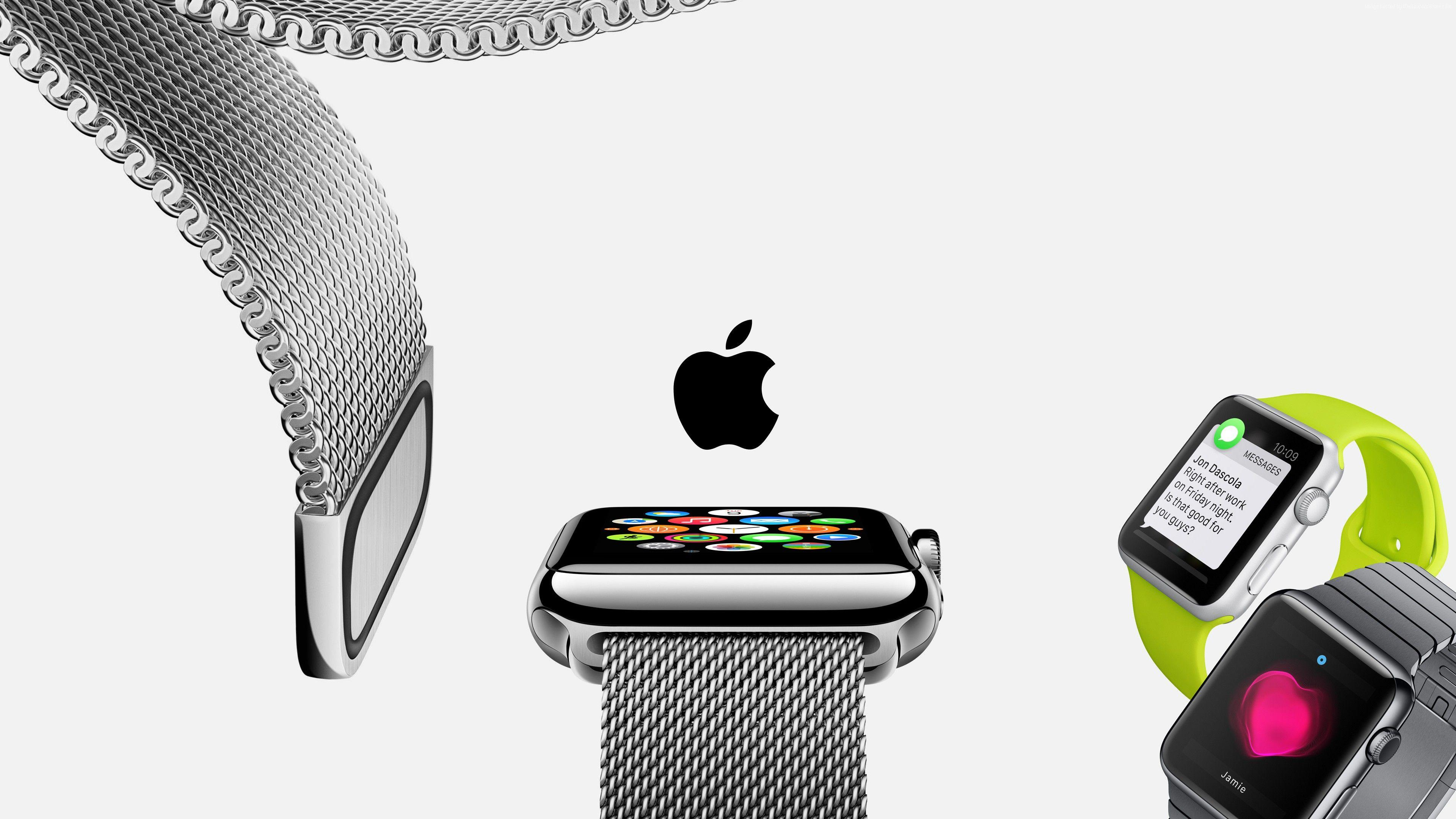 Wallpapers Apple Watch, watches, wallpaper, 5k, 4k, review, iWatch