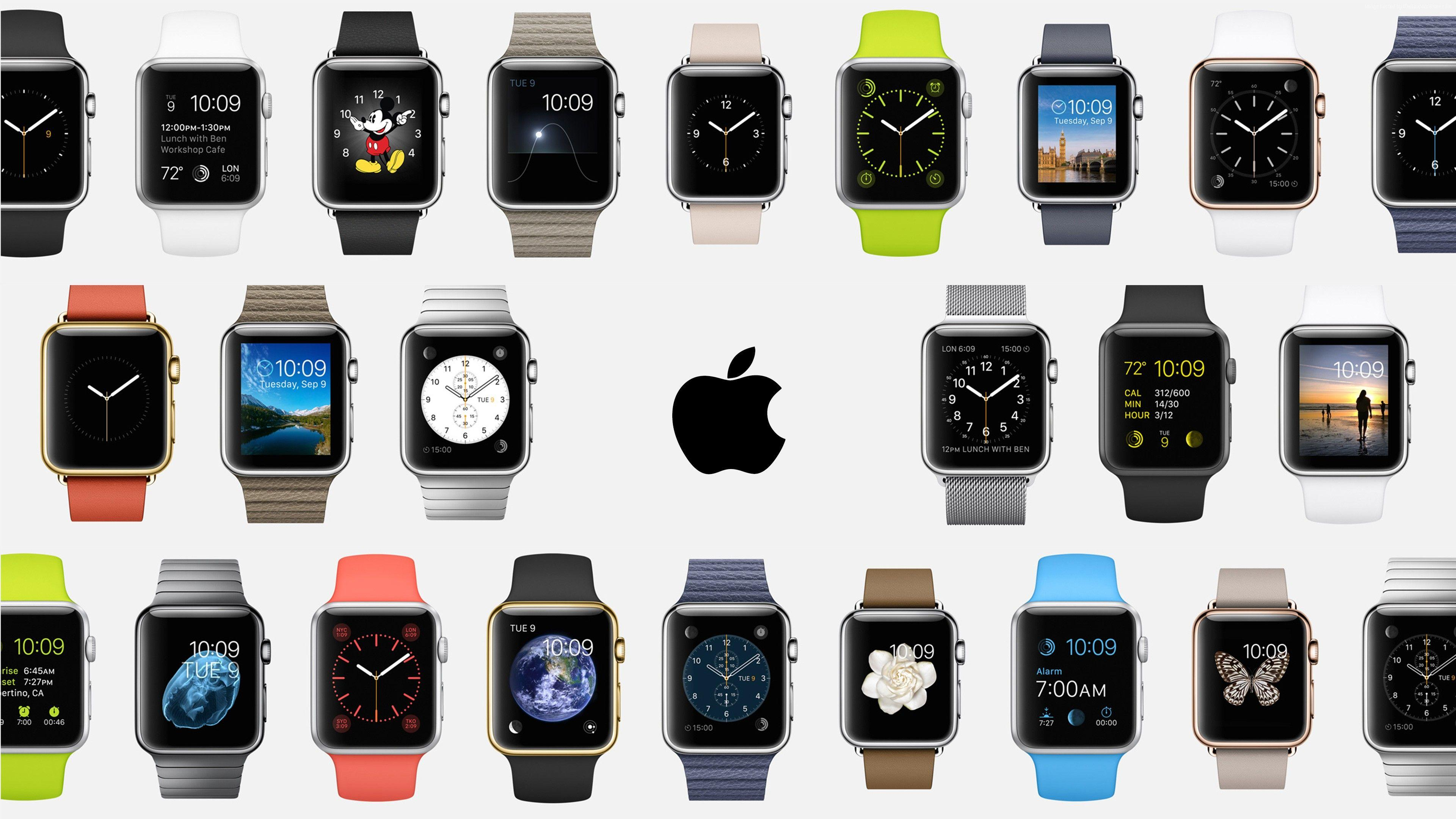 Apple Watch Wallpapers on WallpaperGet