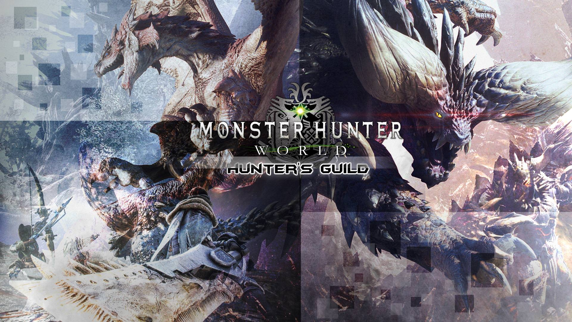 Monster Hunter World Hd Wallpapers Wallpaper Cave