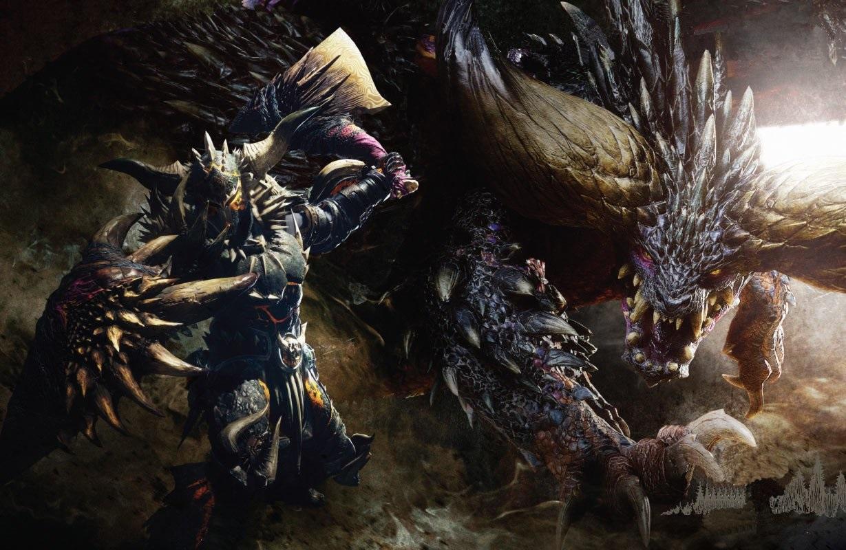 Monster Hunter World Wallpapers Wallpaper Cave