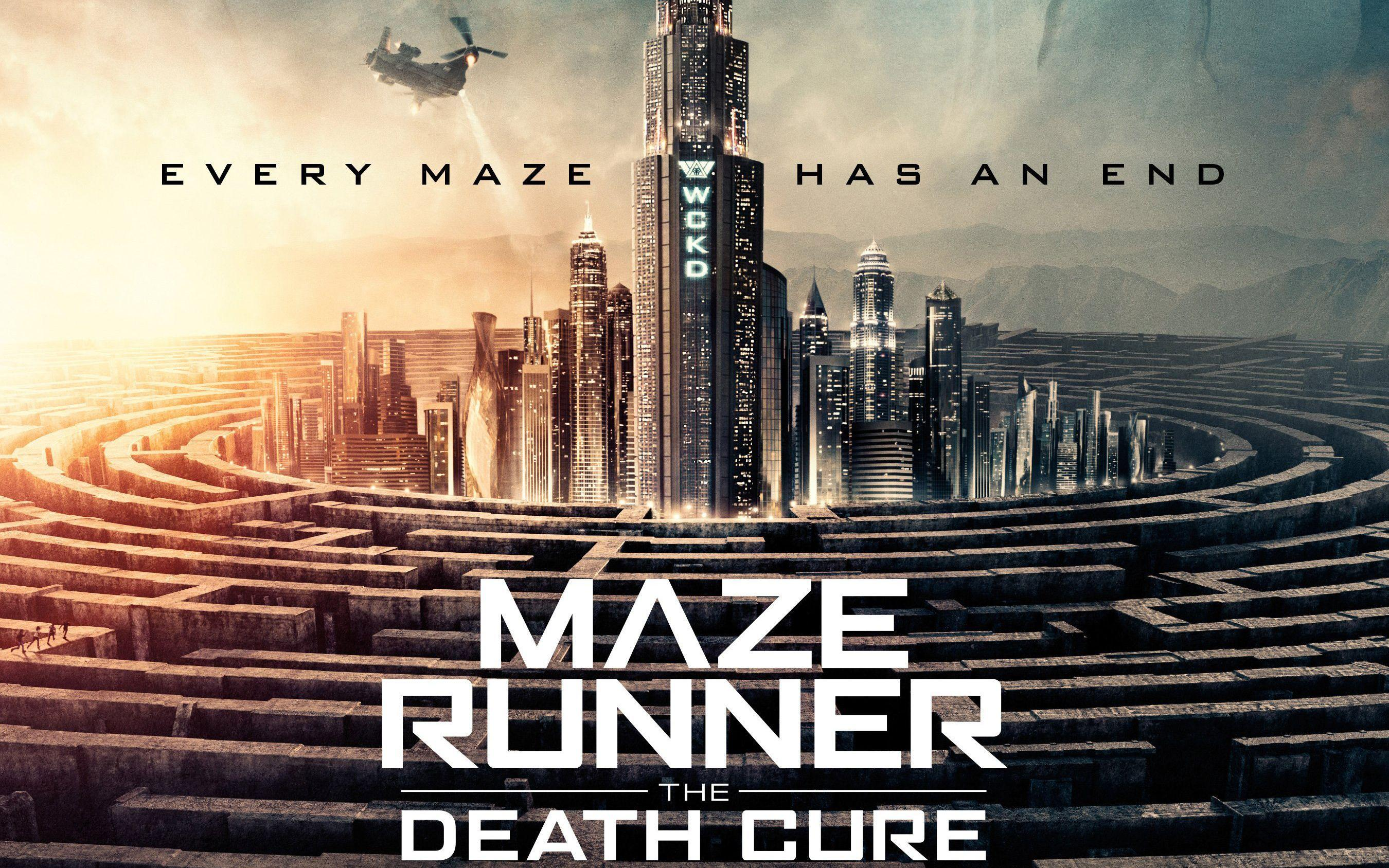 Maze Runner The Death Cure Wallpapers Wallpaper Cave