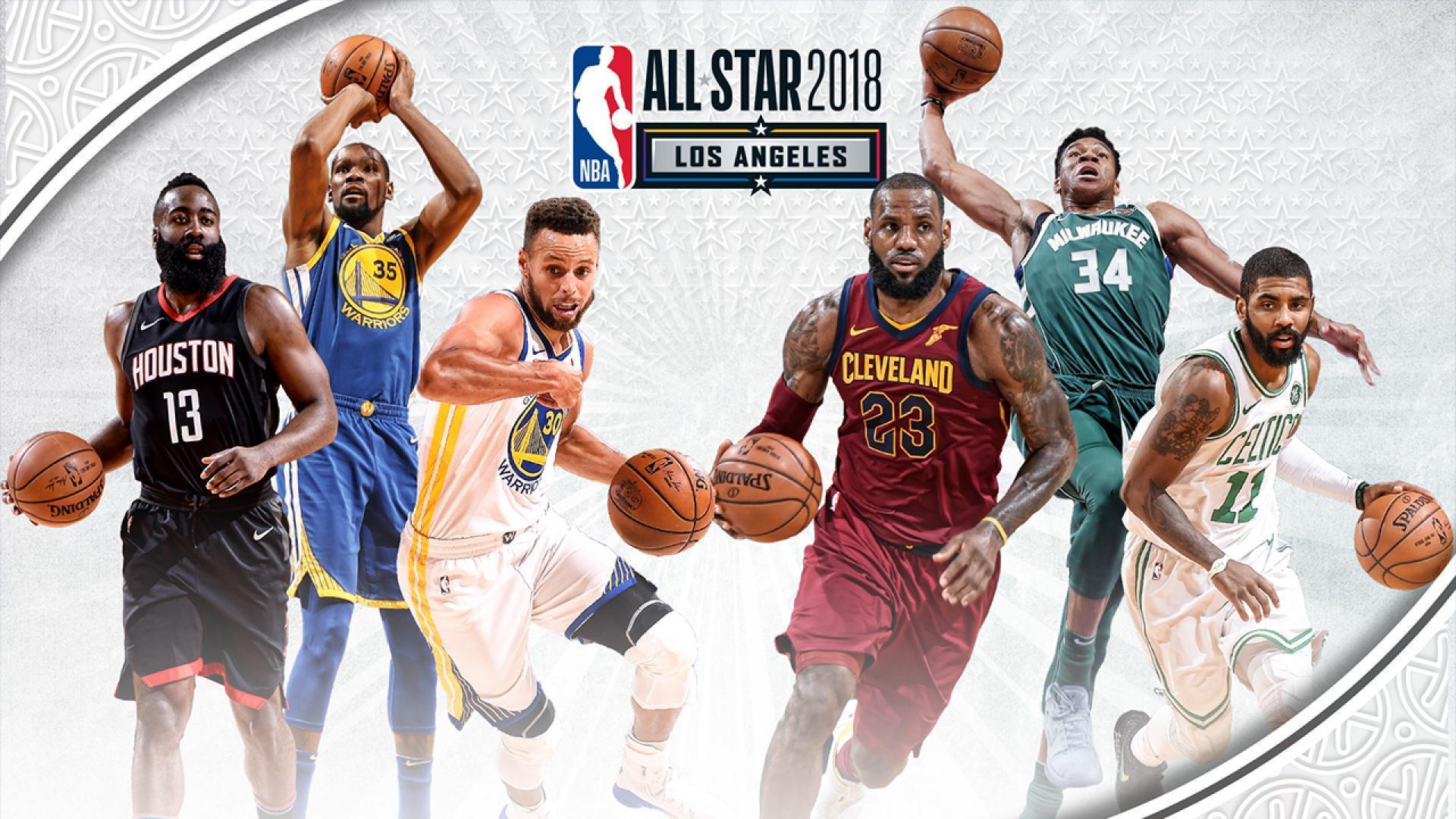 NBA All Star 2018 Wallpapers - Wallpaper Cave