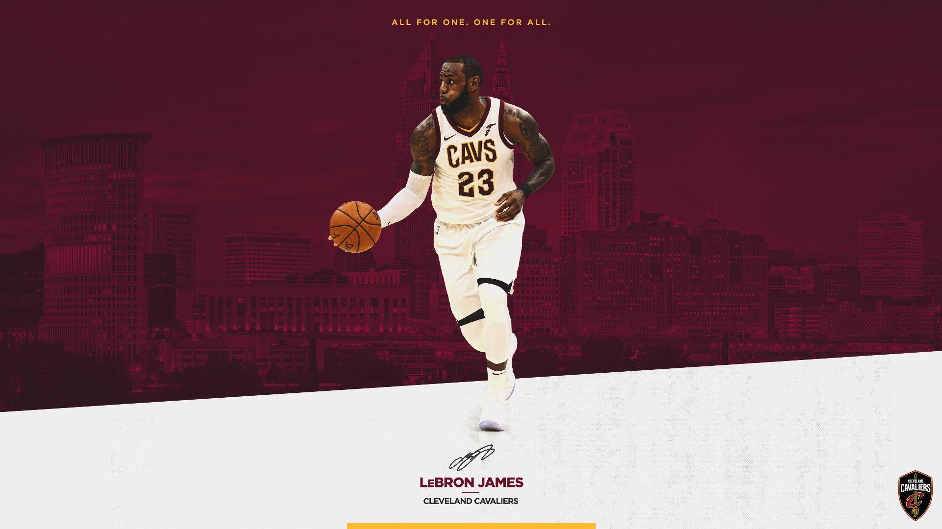 finest selection 5f05e c3a9e Wallpapers   Cleveland Cavaliers