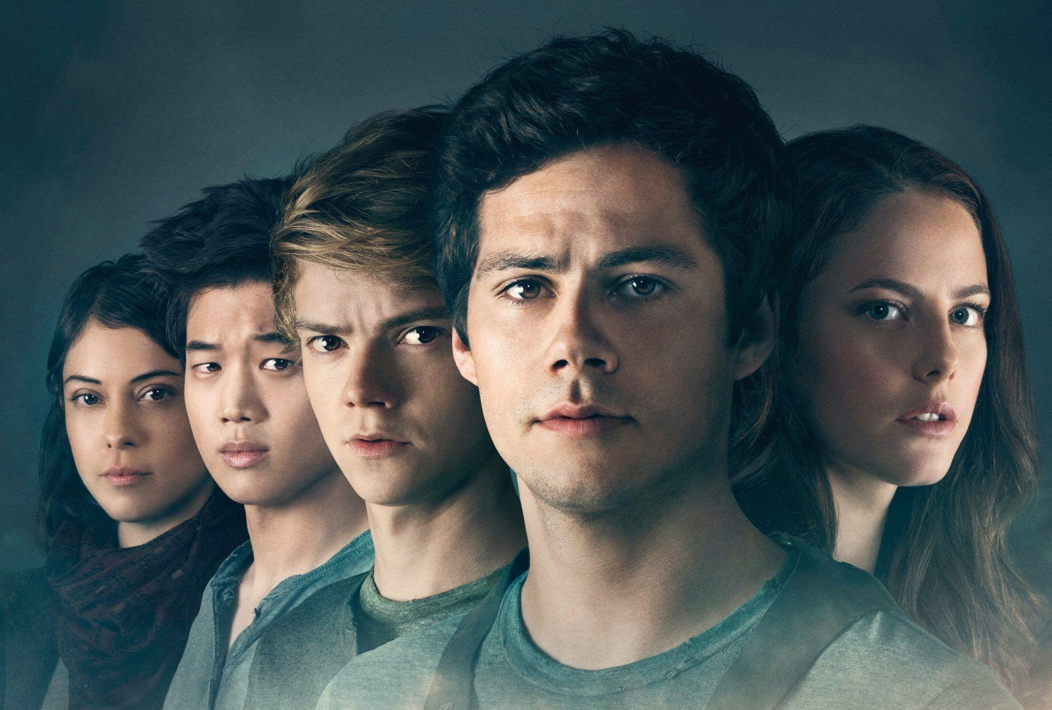 The Maze Runner: The Death Cure Wallpapers - Wallpaper Cave