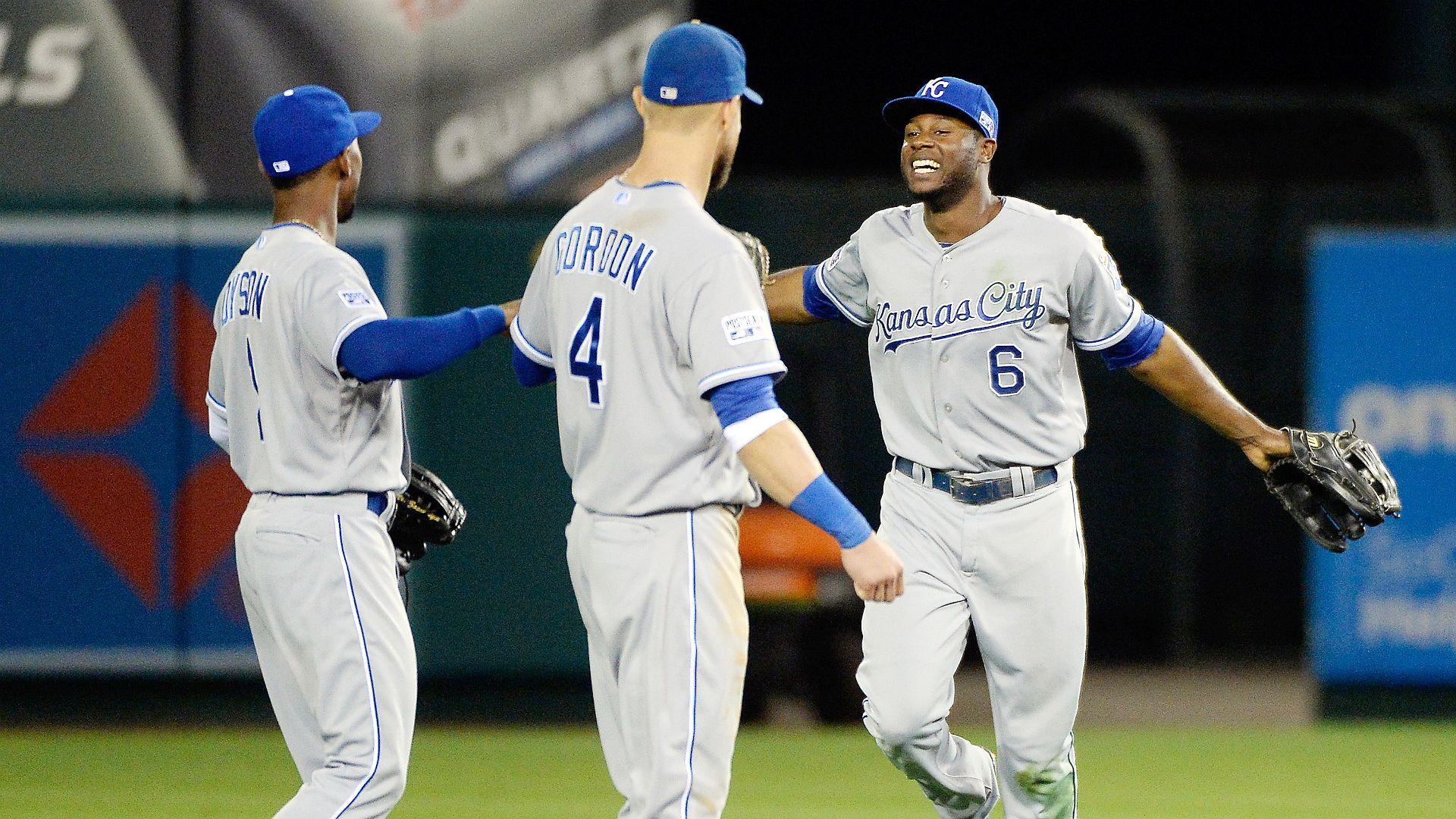 ALDS: Lorenzo Cain stuns the Angels with back-to-back amazing ...