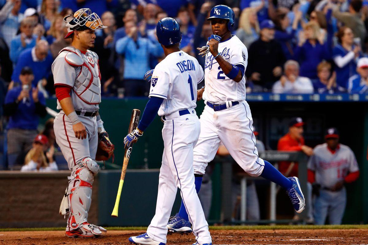 Royals come back late, win 7-6 on Lorenzo Cain walkoff - Royals Review