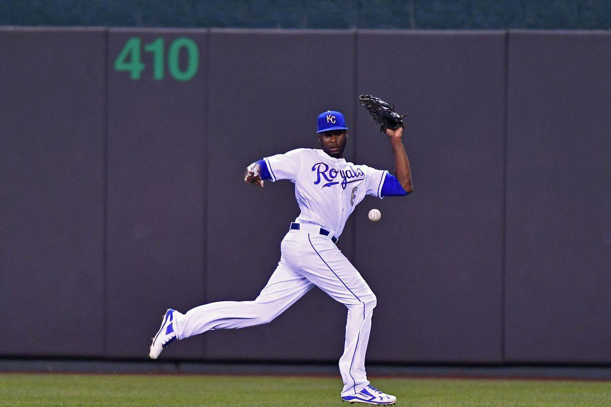 Let's look at Lorenzo Cain's defense this year - Royals Review