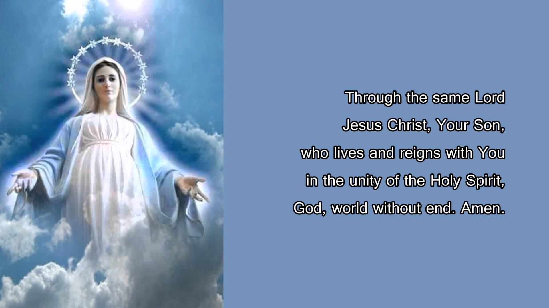 Immaculate Conception Wallpapers Wallpaper Cave