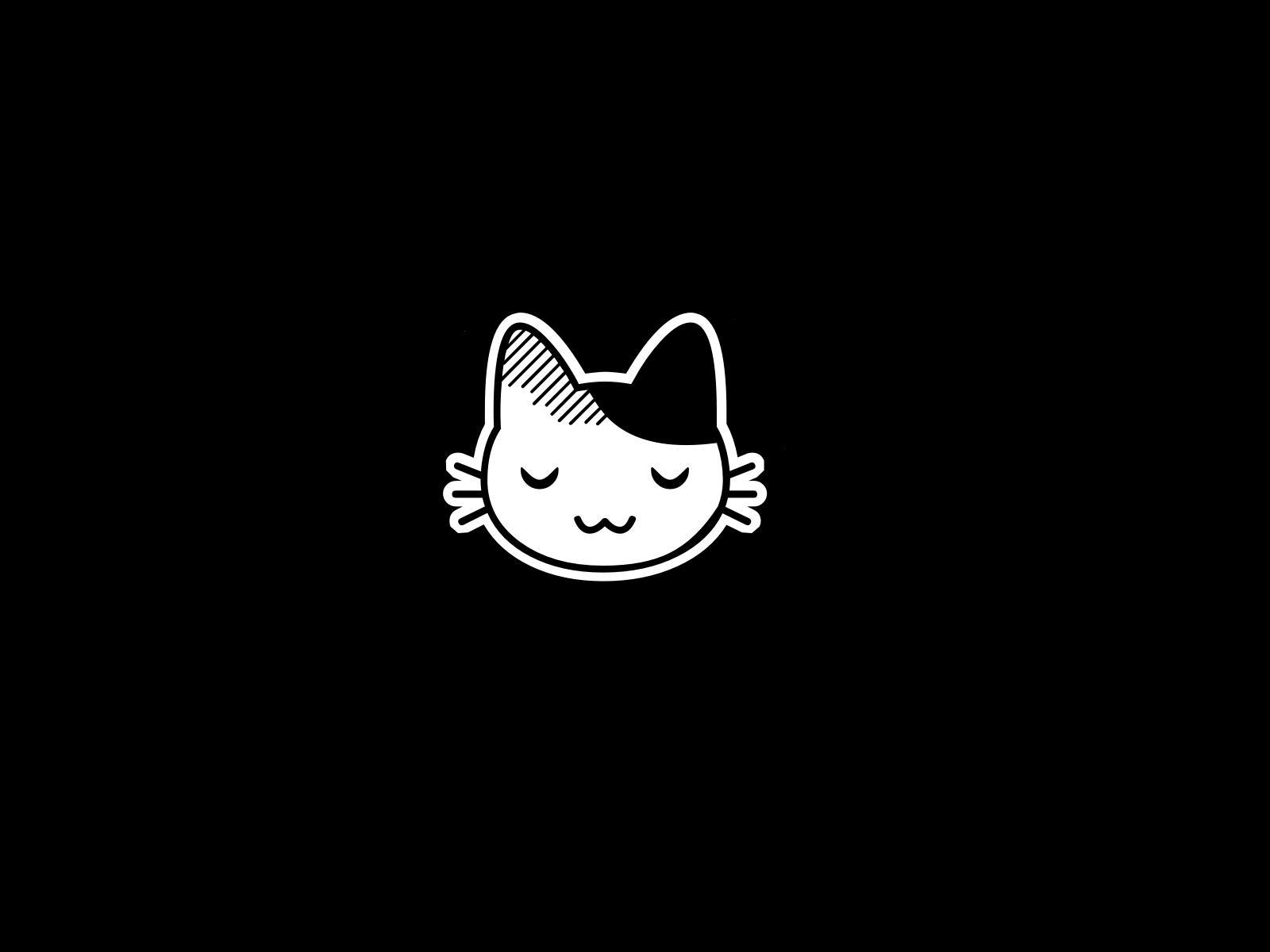 Kawaii Cat Wallpapers Wallpaper Cave