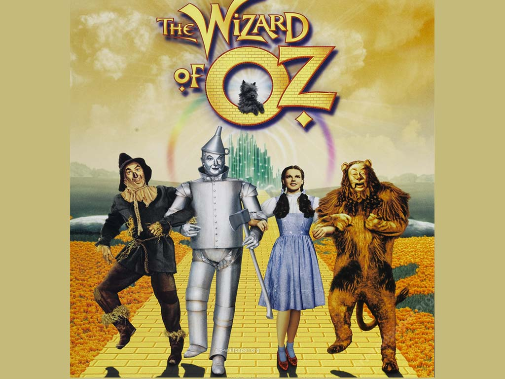 The Wizard Of Oz Wallpapers Wallpaper Cave