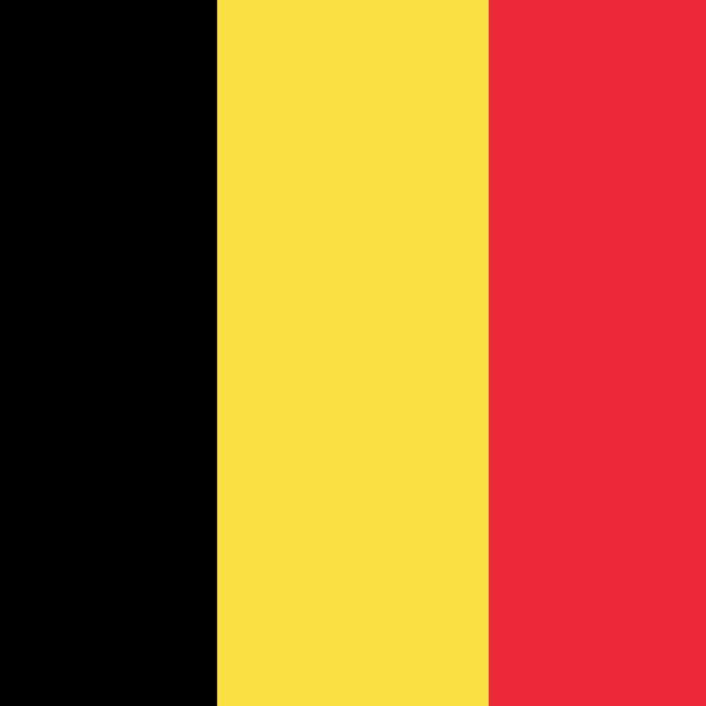 Flag of Belgium - country flags