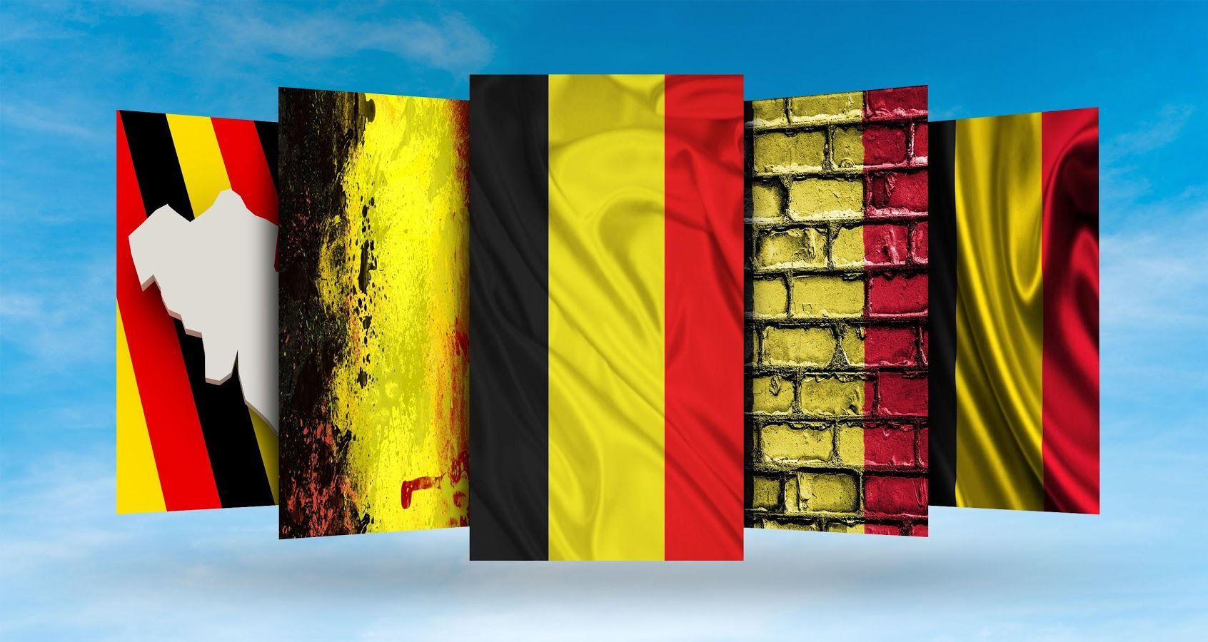 Belgium Flag Wallpaper - Android Apps on Google Play