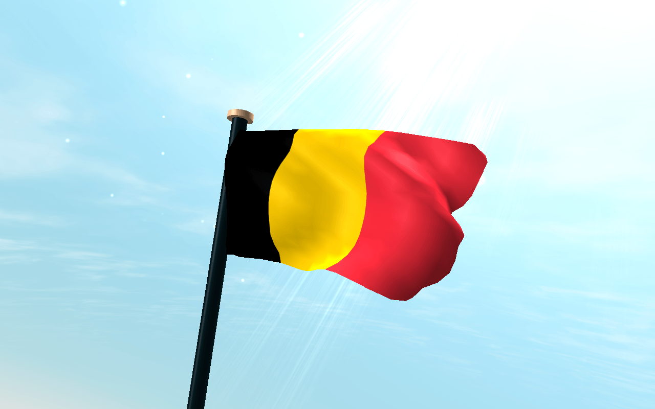 Belgium Flag 3D Live Wallpaper - Android Apps on Google Play