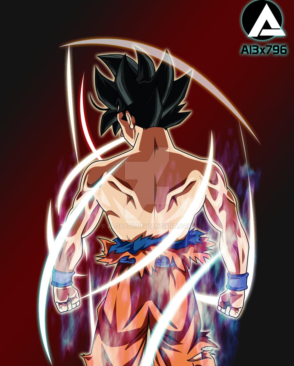 1080p Dragon Ball Z Goku Wallpaper