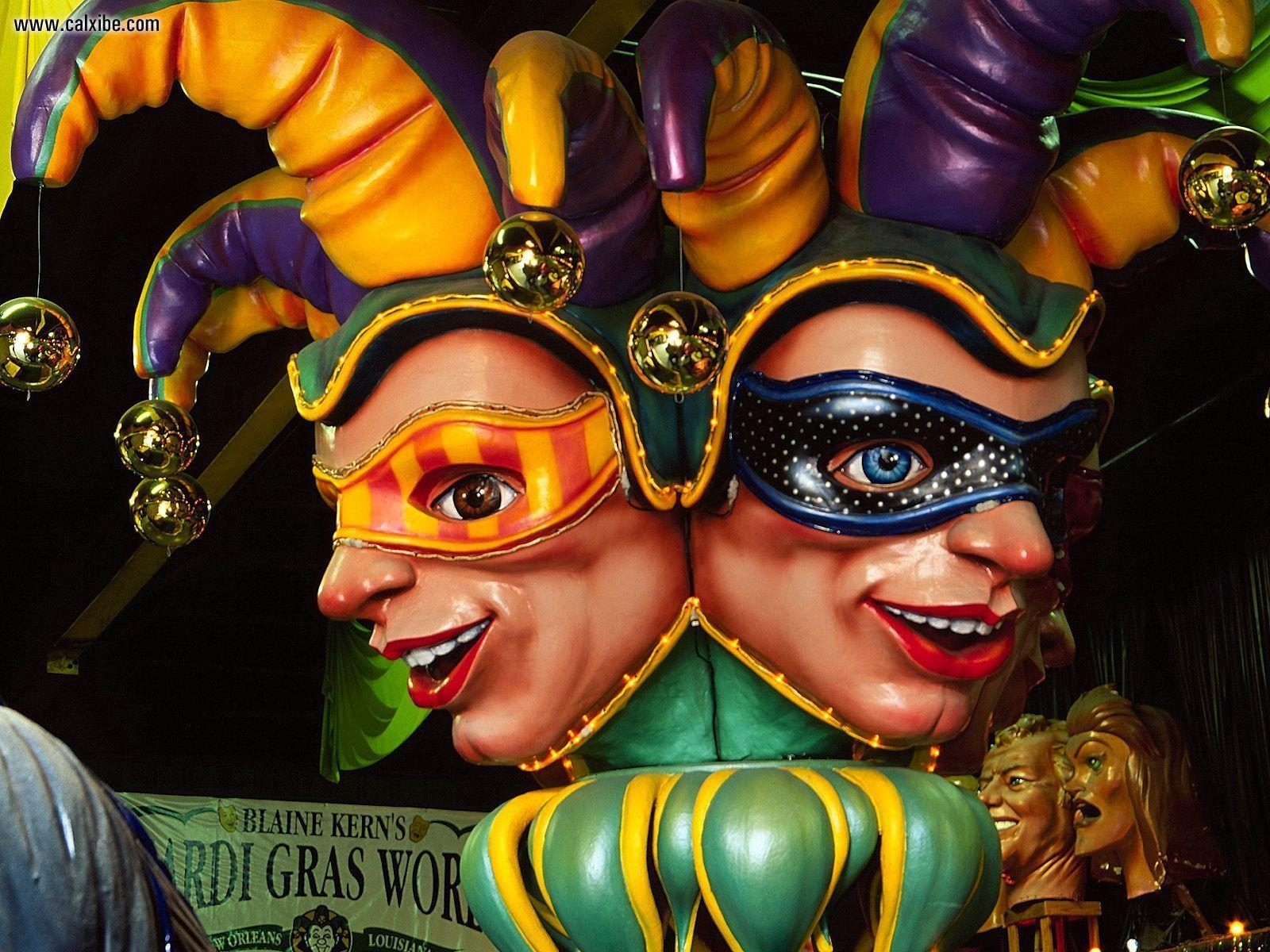Known places: Blaine Kerns Mardi Gras World New Orleans Louisiana