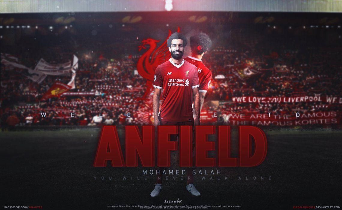 Mohamed Salah Liverpool Wallpapers
