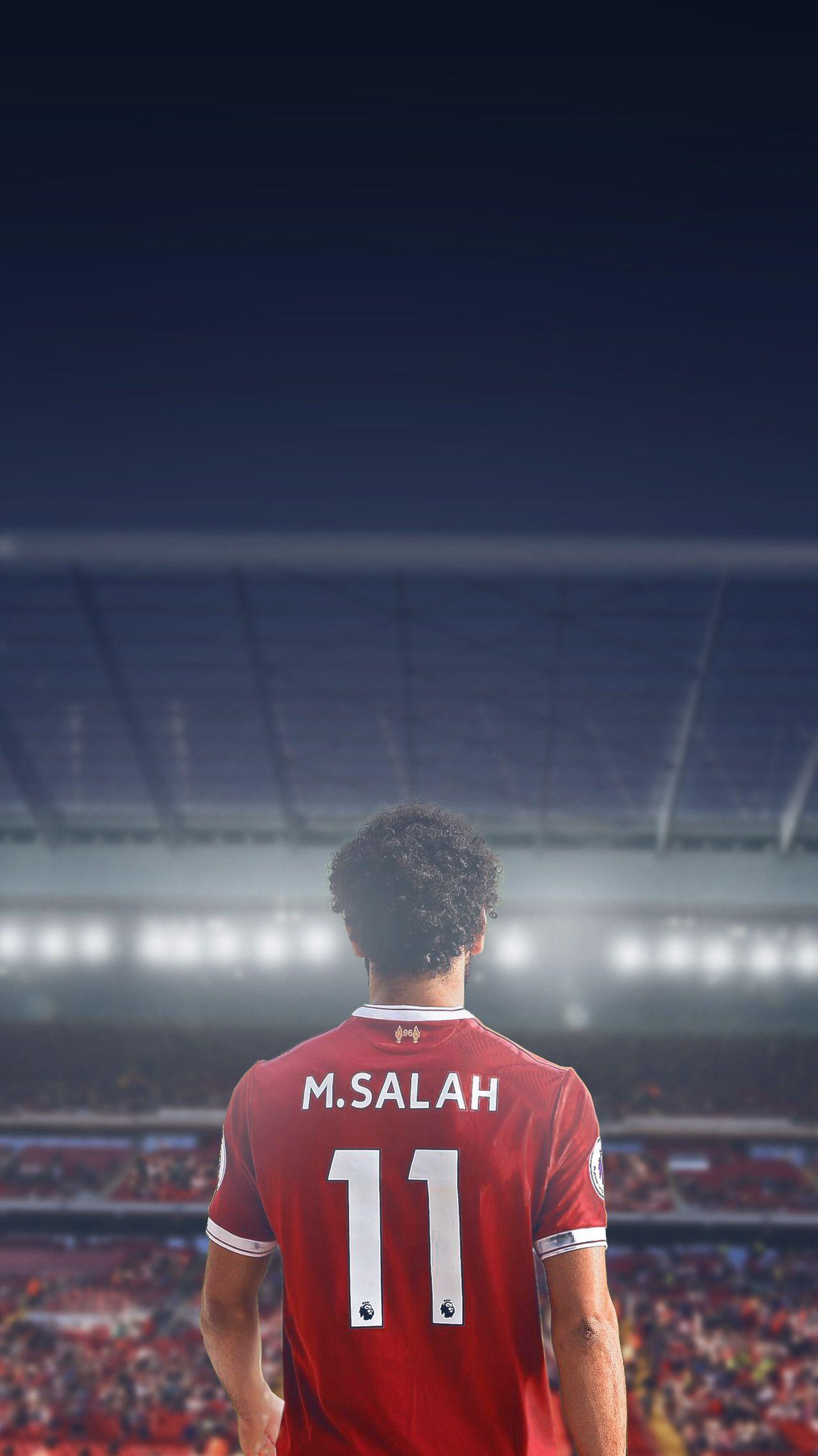 Mohamed Salah Liverpool Wallpapers Wallpaper Cave
