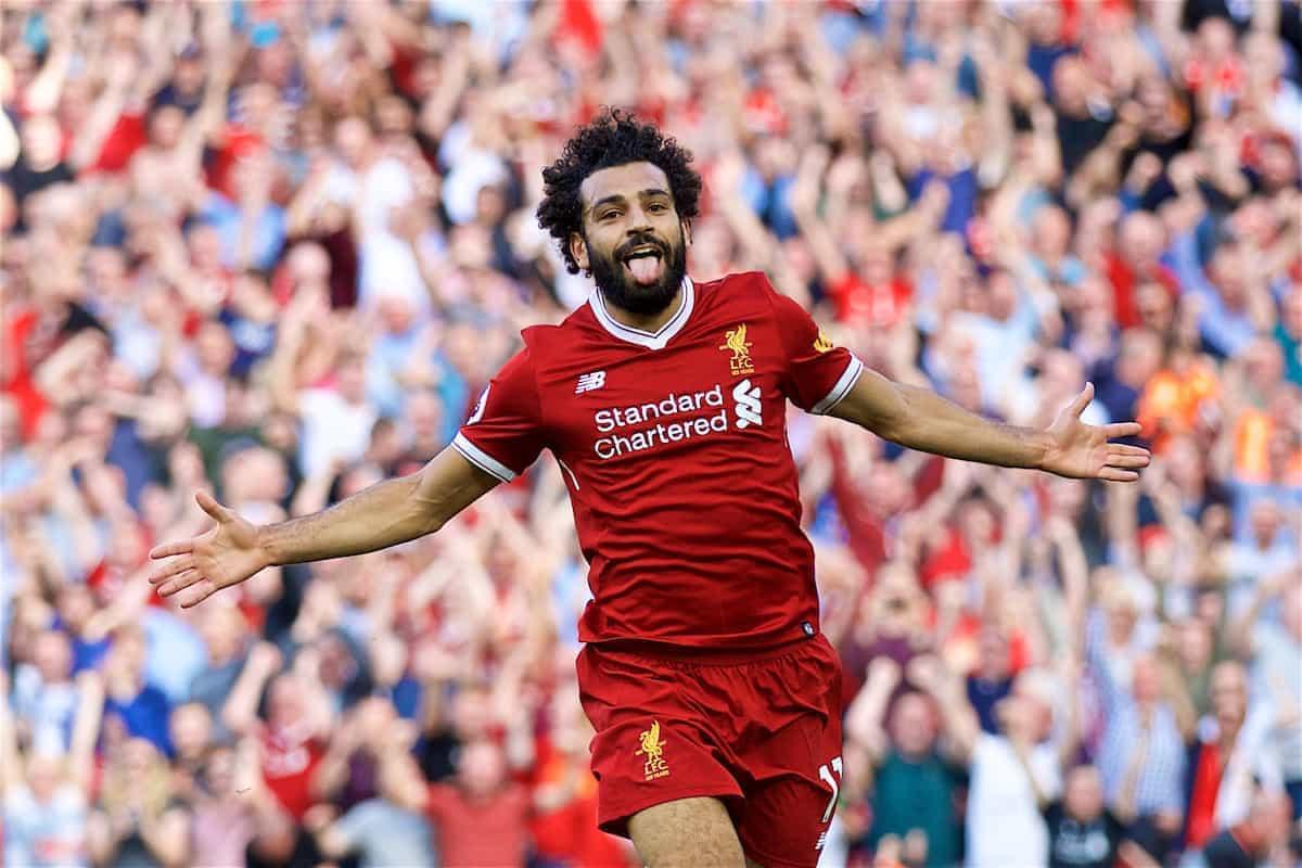 Wallpapers Of Sallah: Mohamed Salah Liverpool Wallpapers