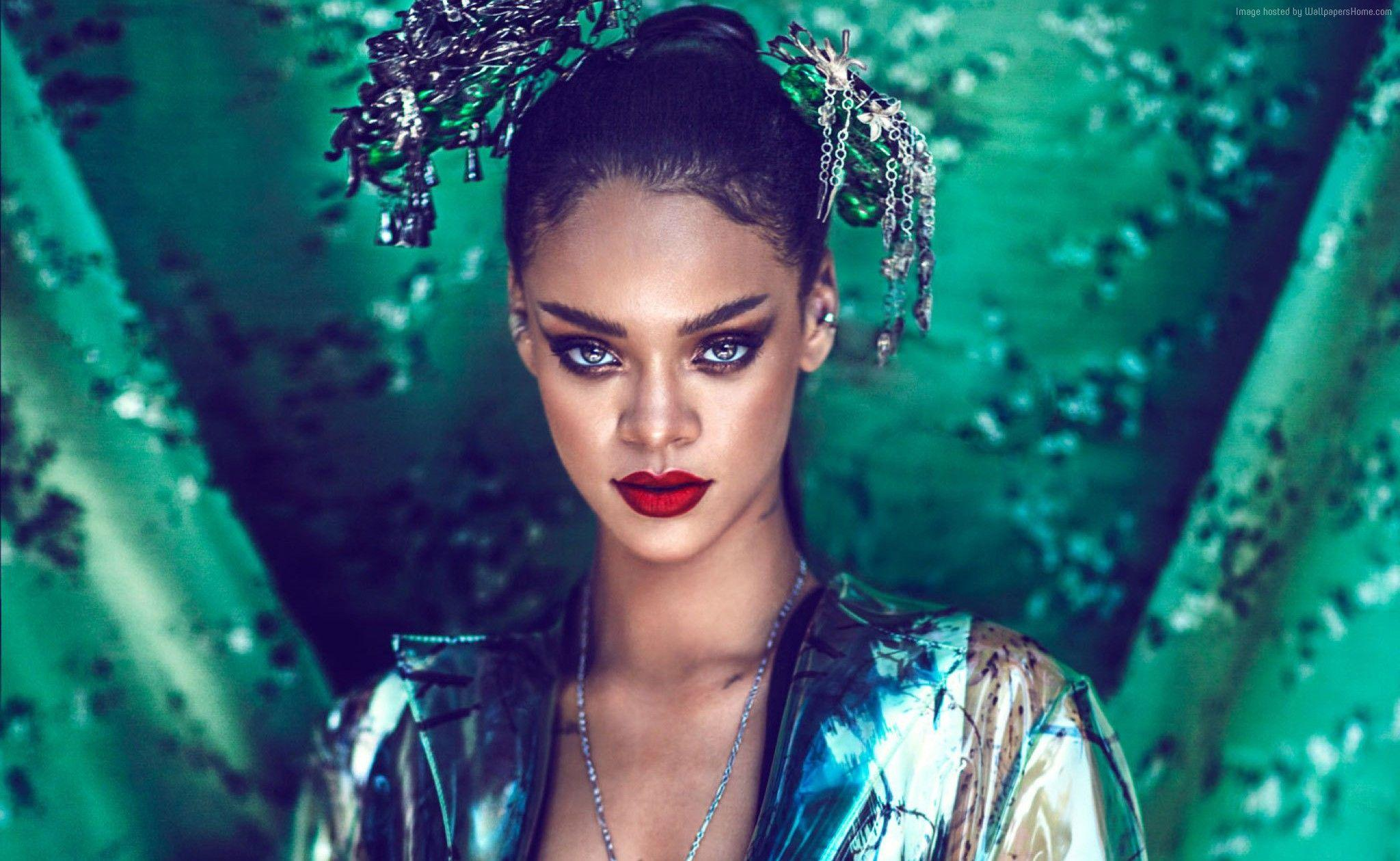 Rihanna 2018 Wallpaper... Rihanna 2018