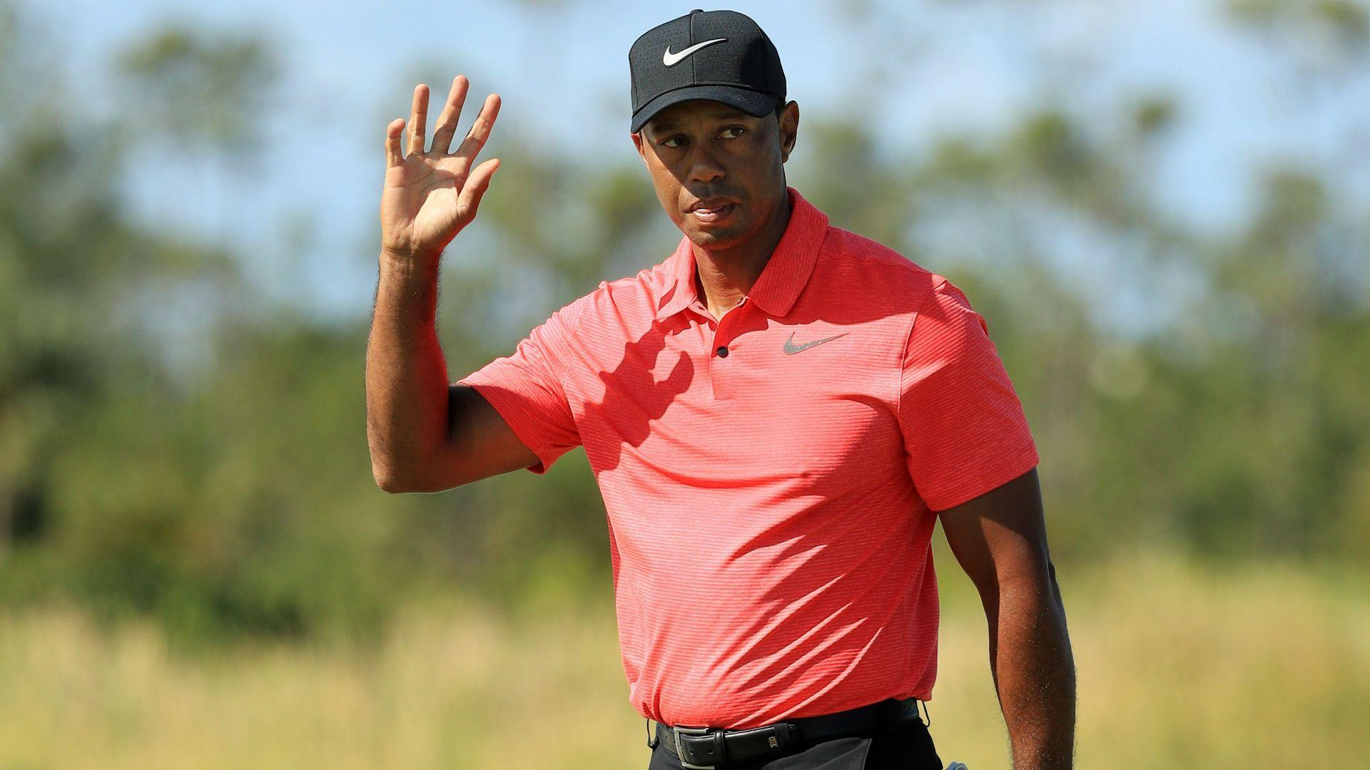 tiger woods improving his brand image