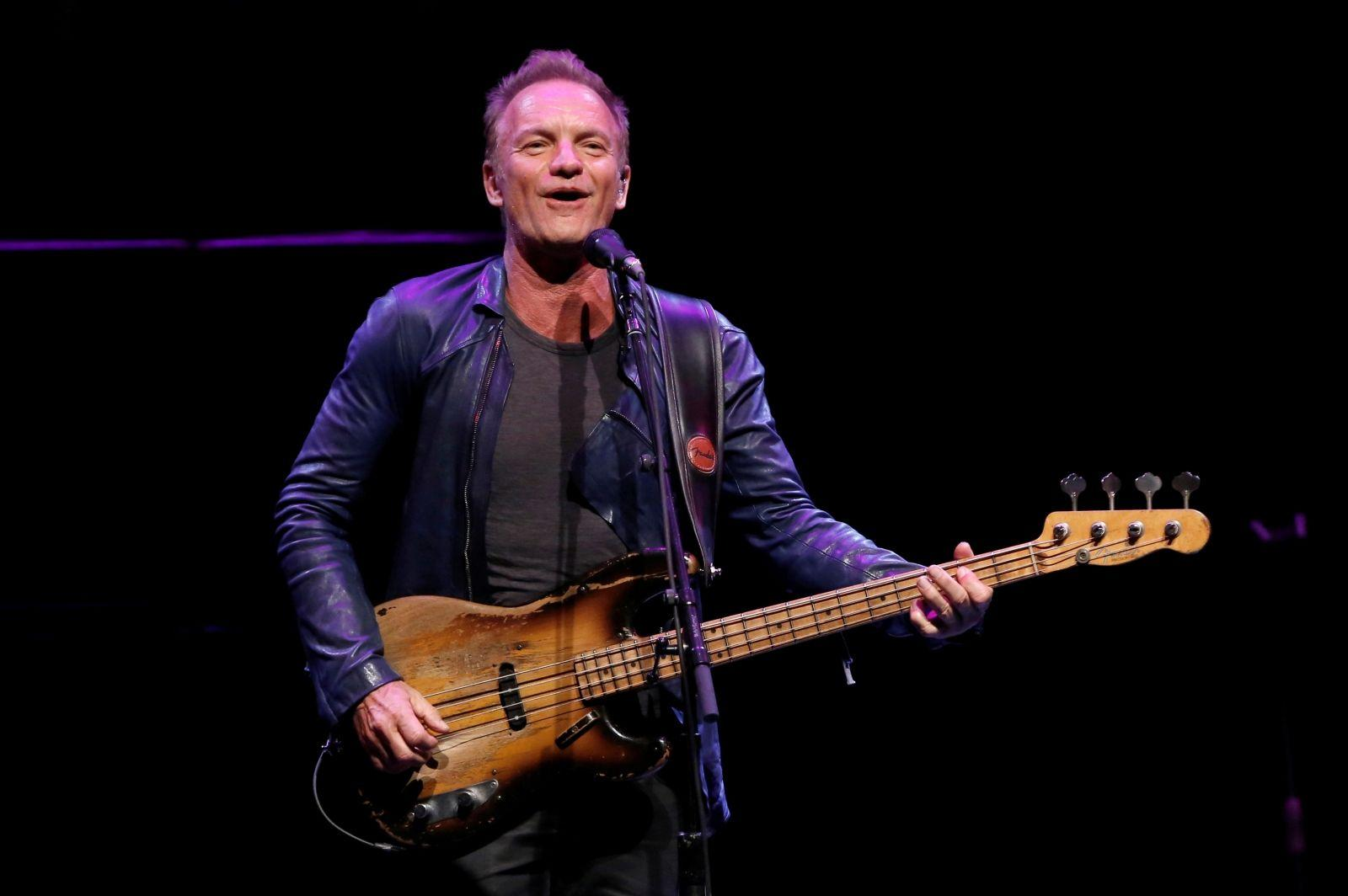 Sting tour: The Police singer announces European dates for 2017 to ...