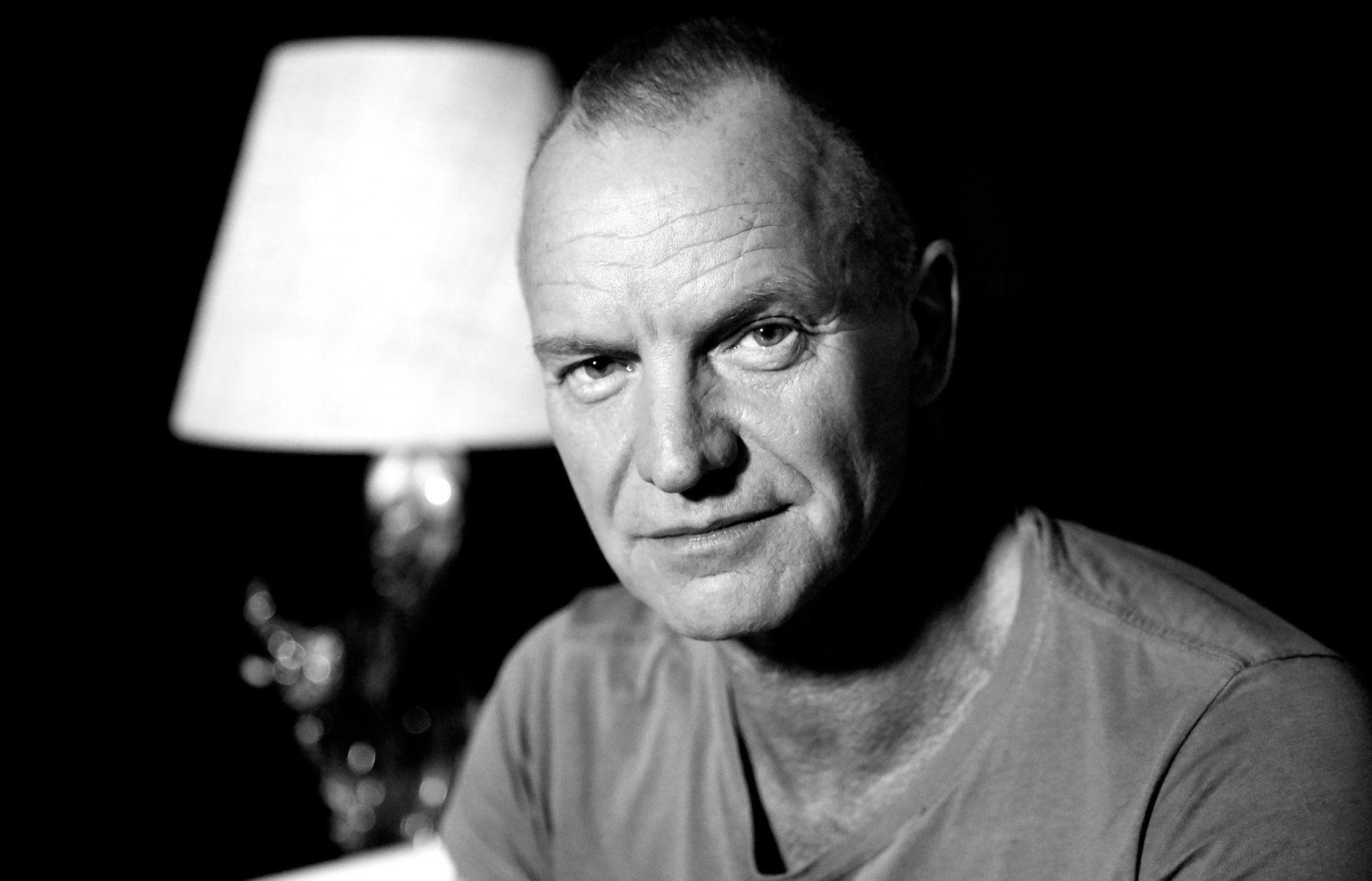 sting sting gordon matthew thomas sumner british rock musician ...