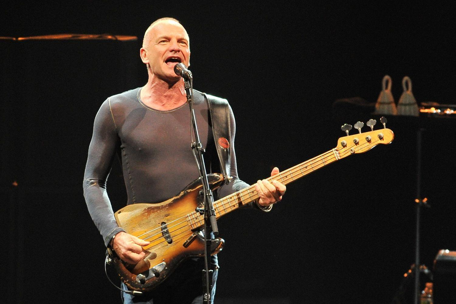 Sting to pay tribute to Prince on first new rock album in 17 years ...