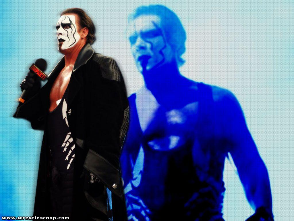 WRESTLESCOOP.COM :: STING WALLPAPER