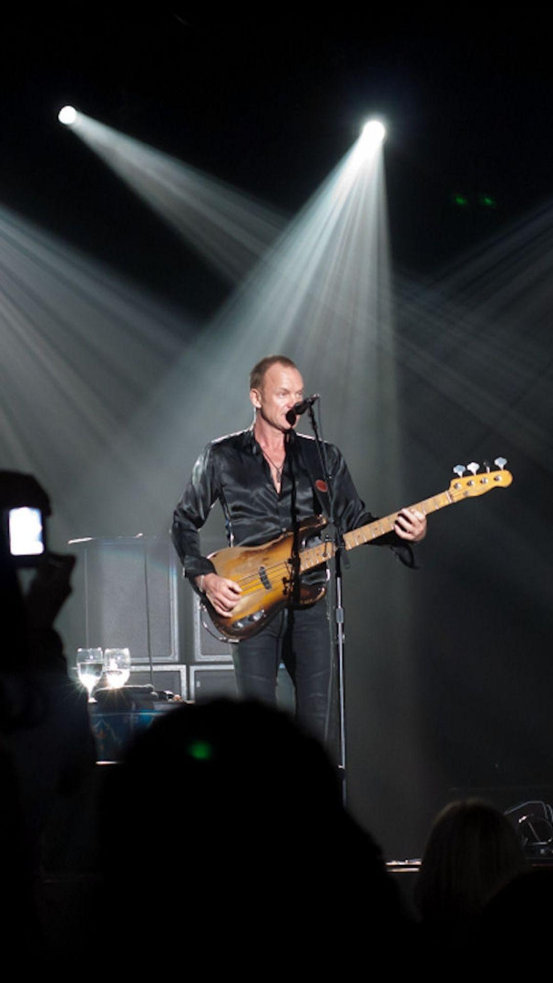 Download Wallpaper 1080x1920 Sting, Light, Fan, Scene, Show Sony ...