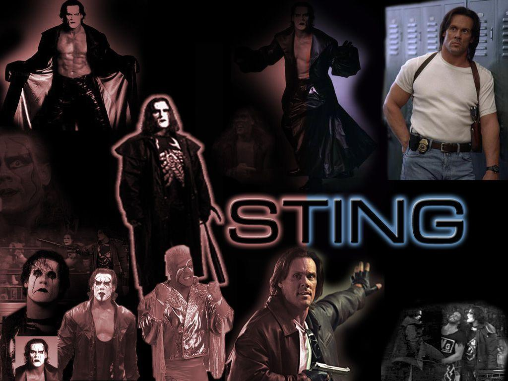 wallpaper sting | i love the stinger man | Pinterest | To be ...