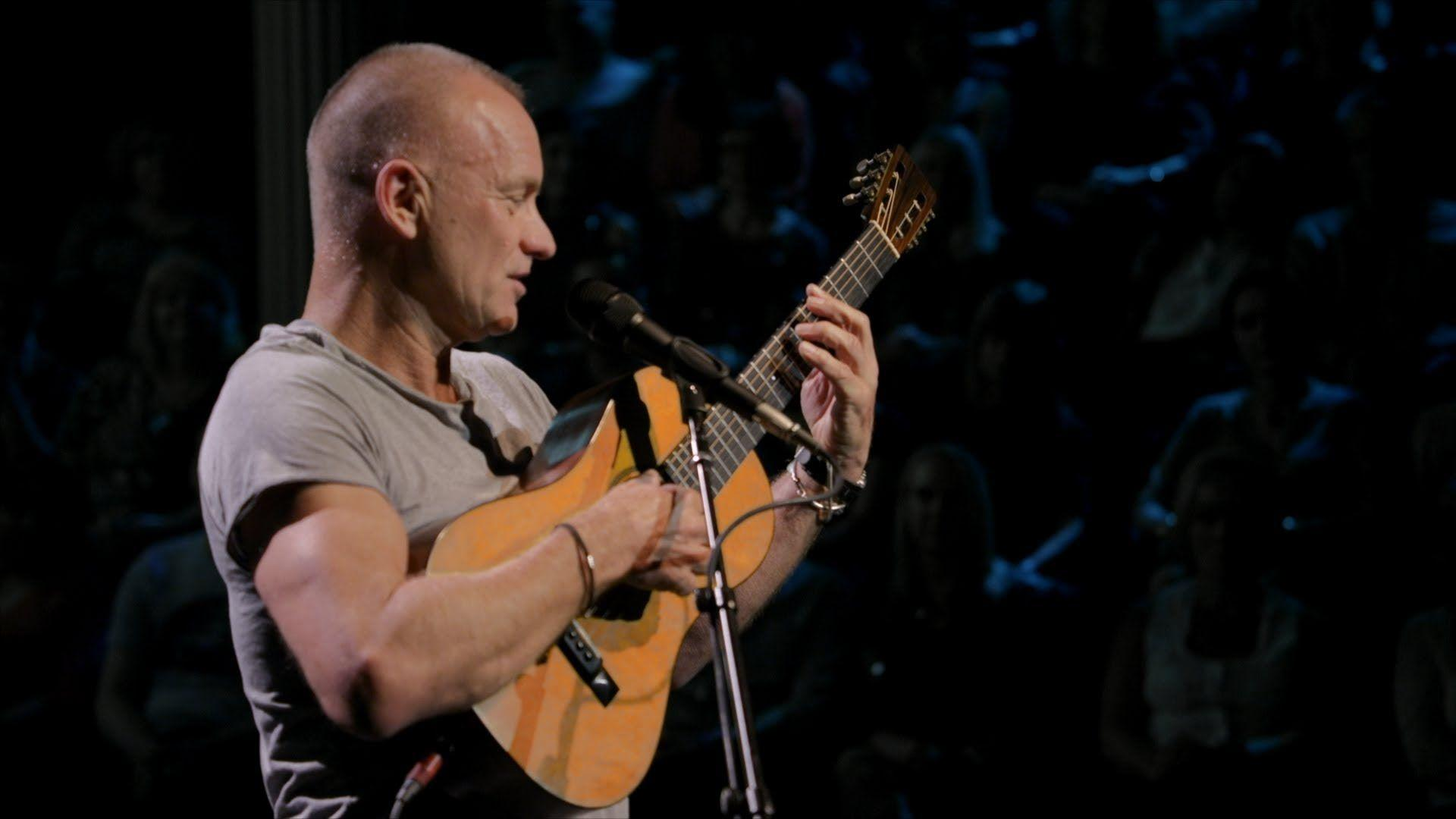 Sting Performs The Last Ship | Great Performances | PBS - YouTube